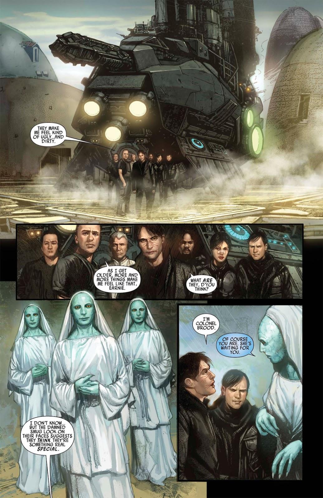 Read online After Dark comic -  Issue #2 - 44