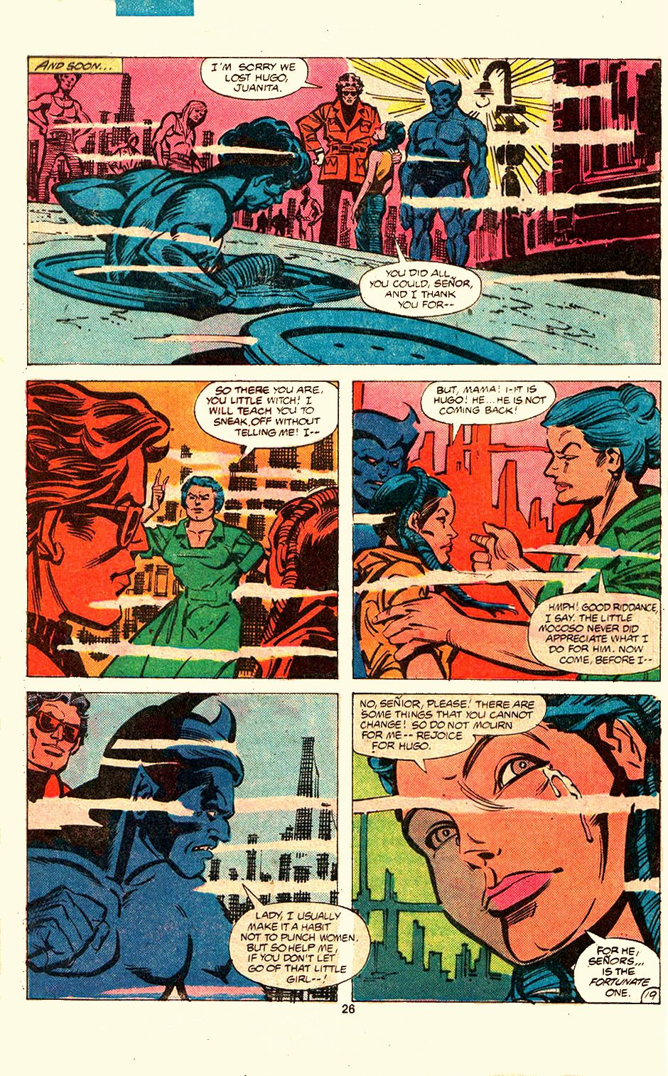The Avengers (1963) 203 Page 19