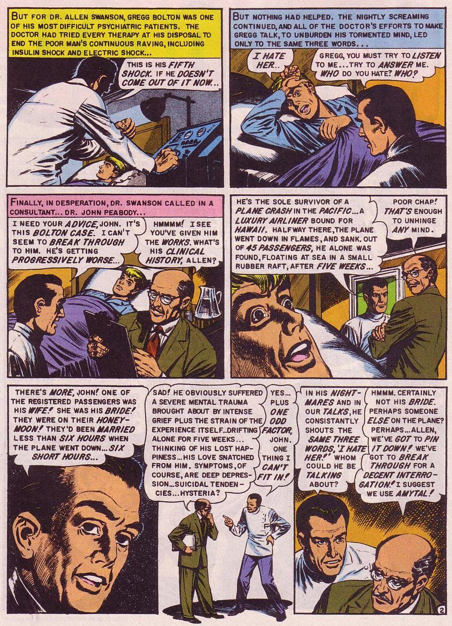 Read online Shock SuspenStories comic -  Issue #15 - 3
