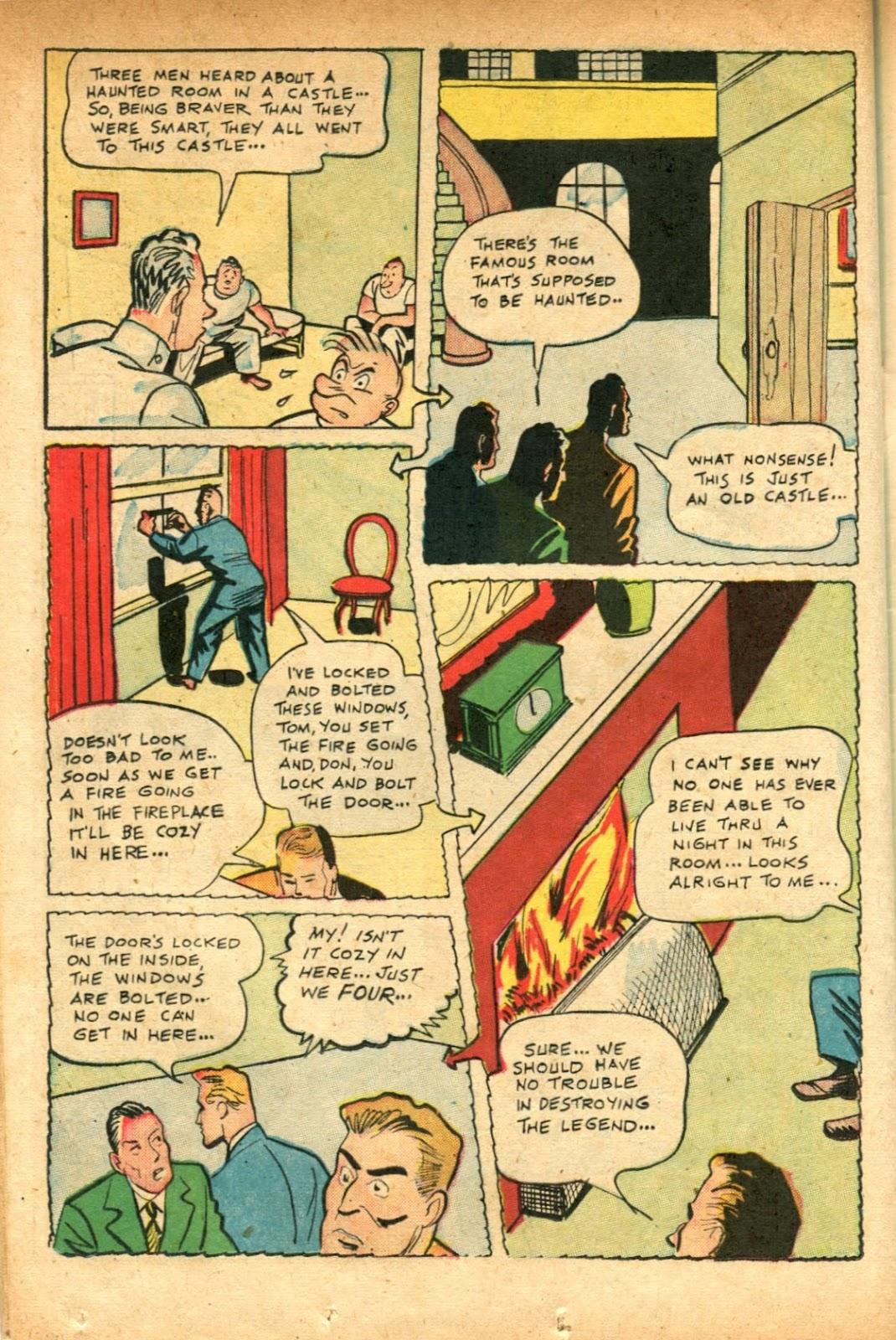 Read online Super-Magician Comics comic -  Issue #51 - 36