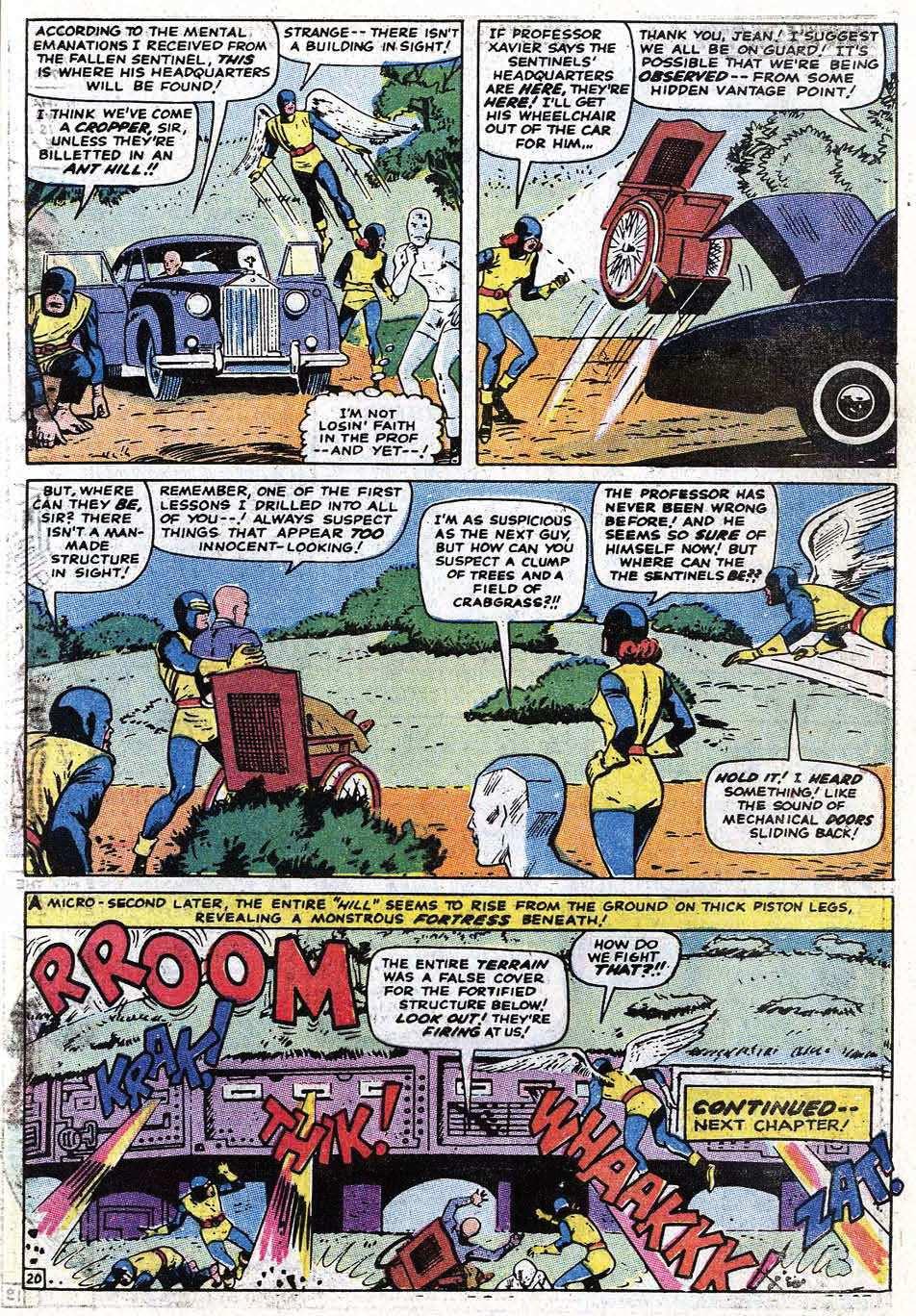 Uncanny X-Men (1963) 68 Page 24