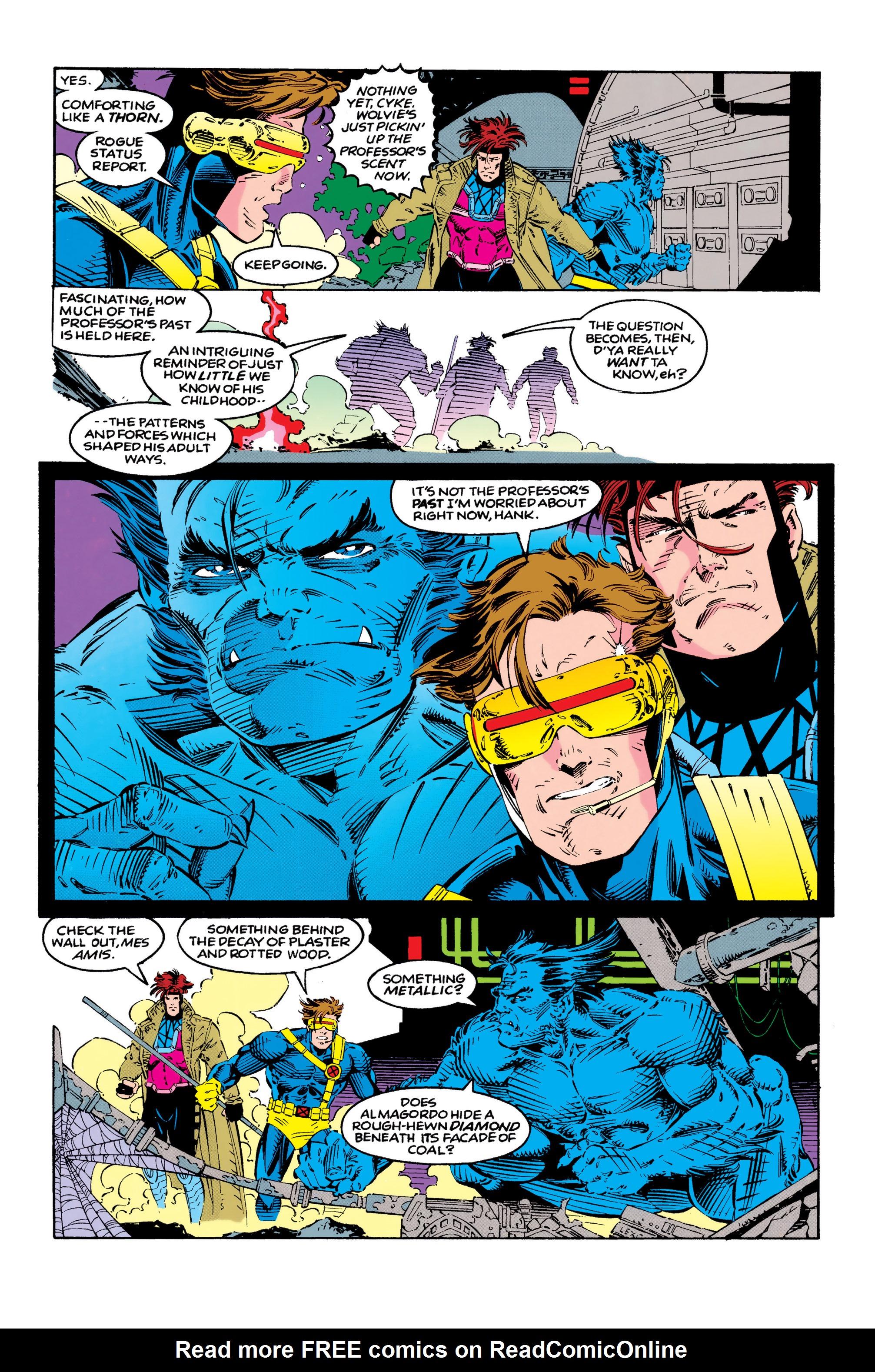 X-Men (1991) 13 Page 8