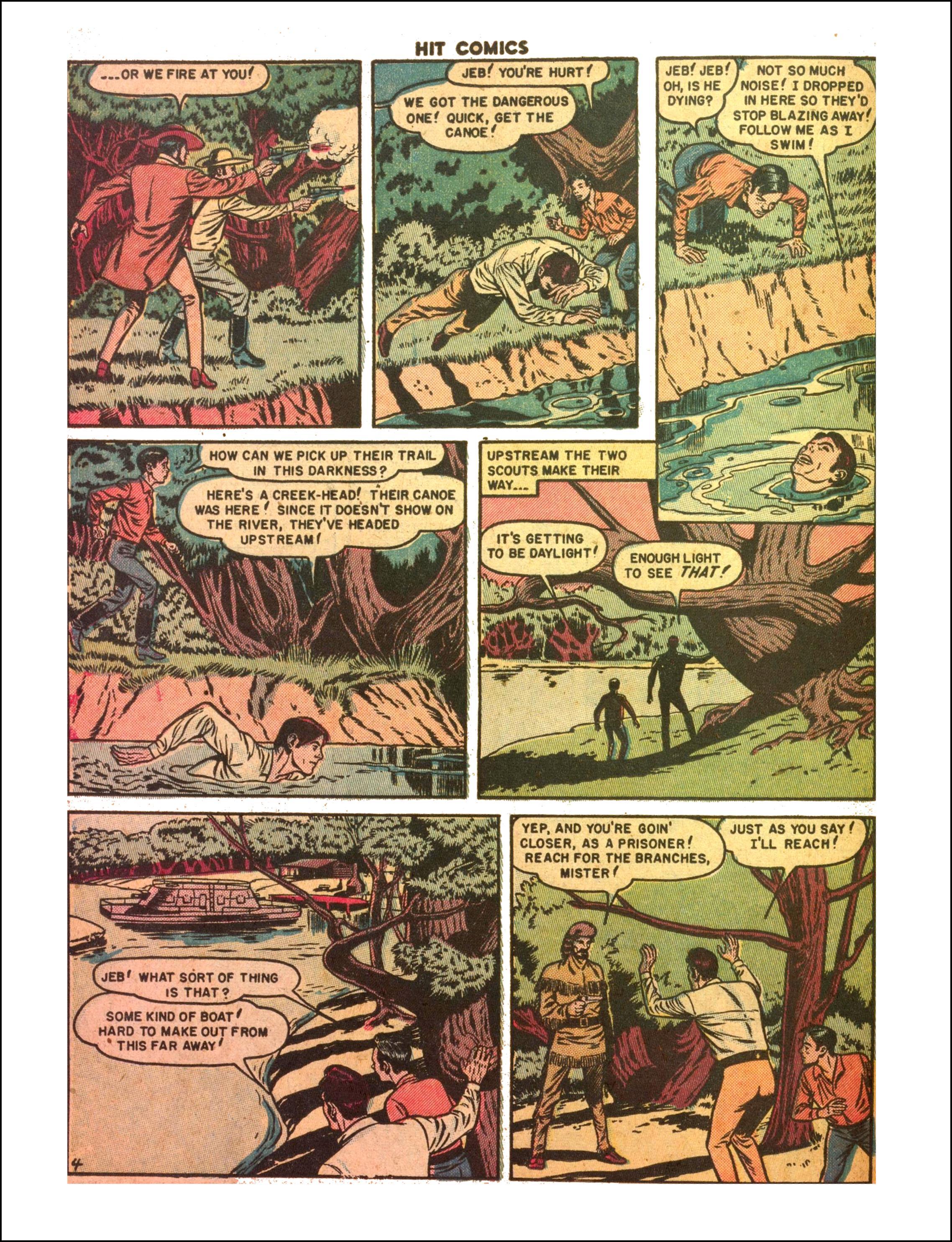 Read online Hit Comics comic -  Issue #65 - 6