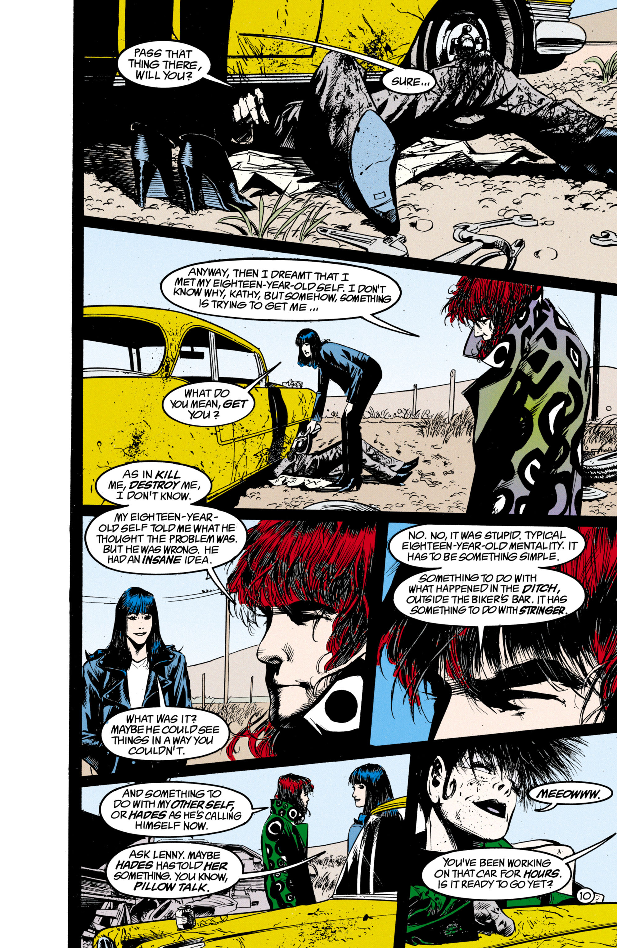 Read online Shade, the Changing Man comic -  Issue #23 - 11