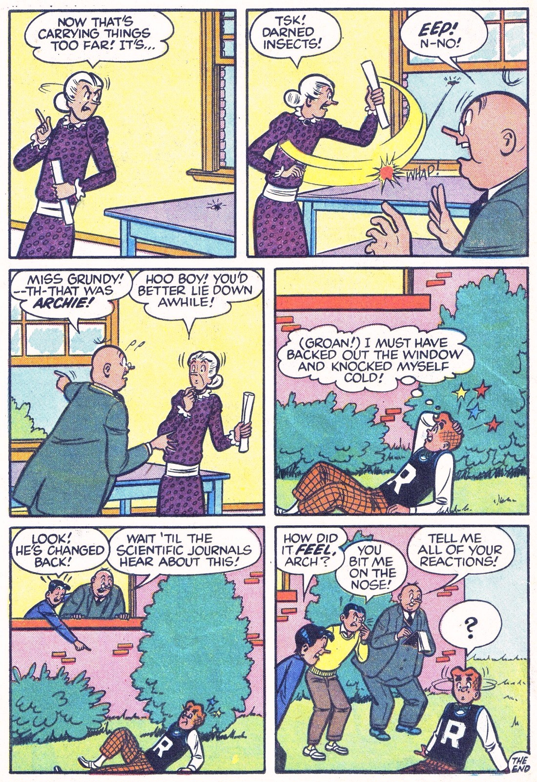 Read online Archie (1960) comic -  Issue #124 - 24