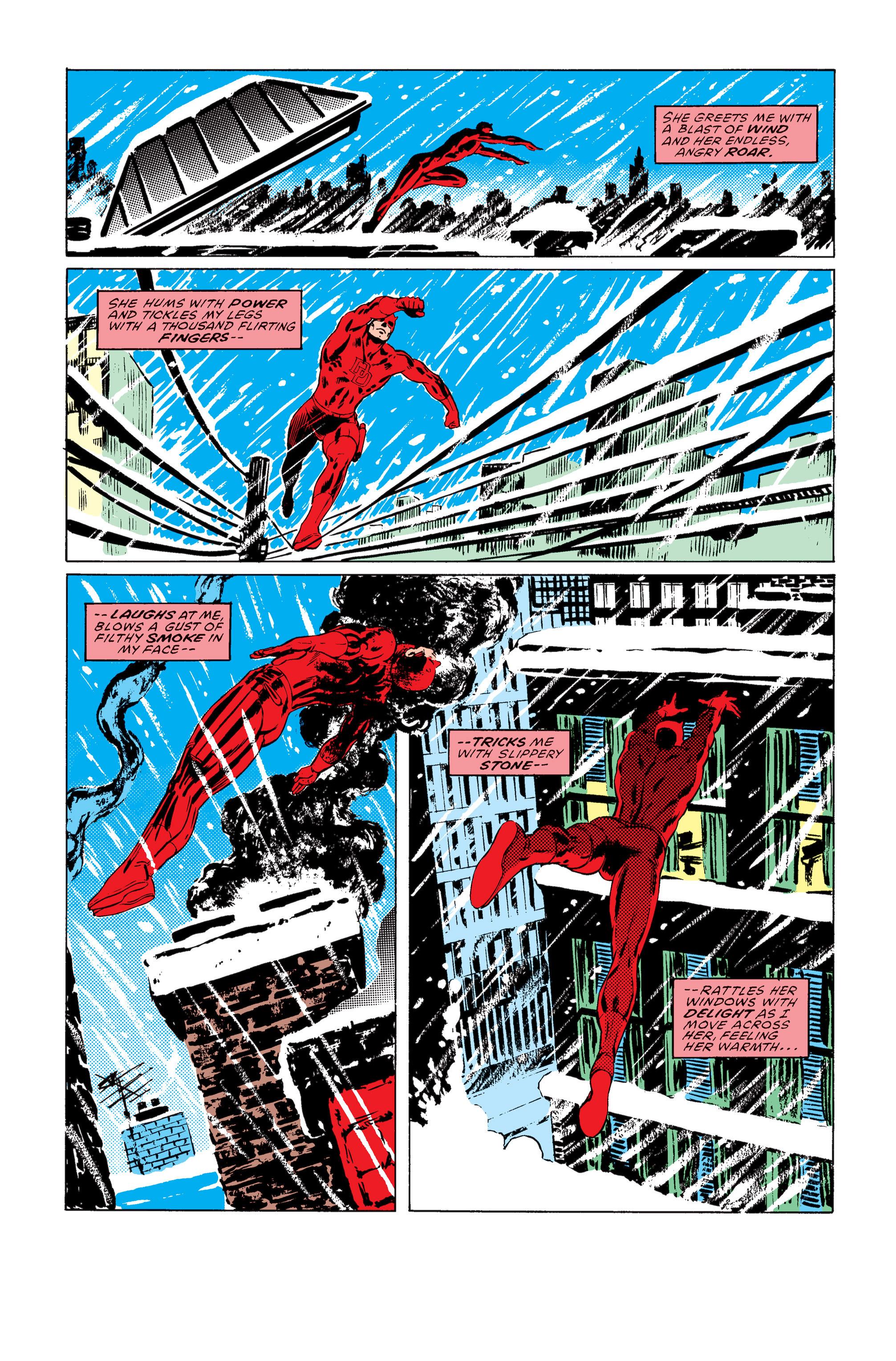 Read online Daredevil: Born Again comic -  Issue # Full - 40