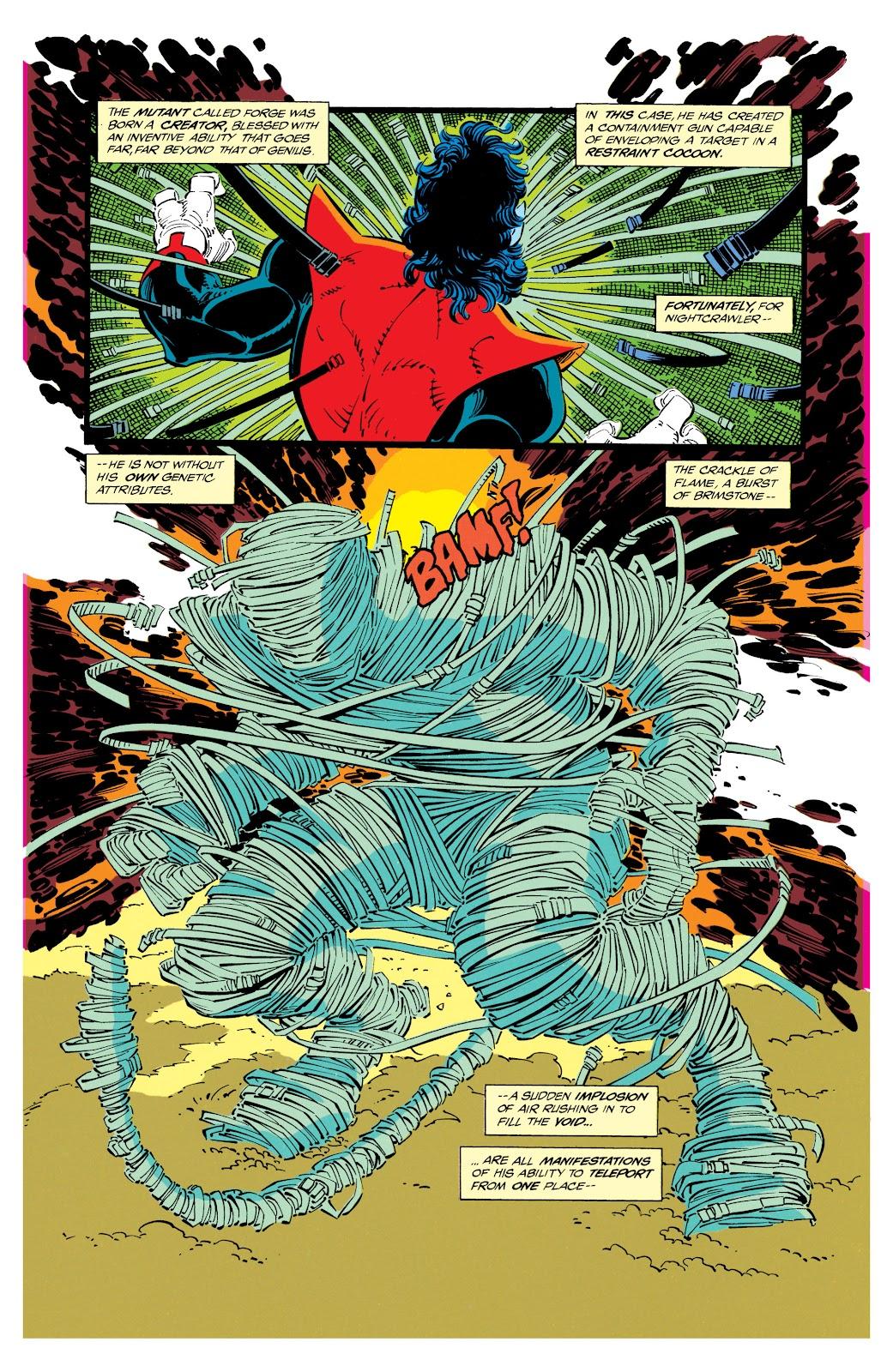Uncanny X-Men (1963) issue 300 - Page 4