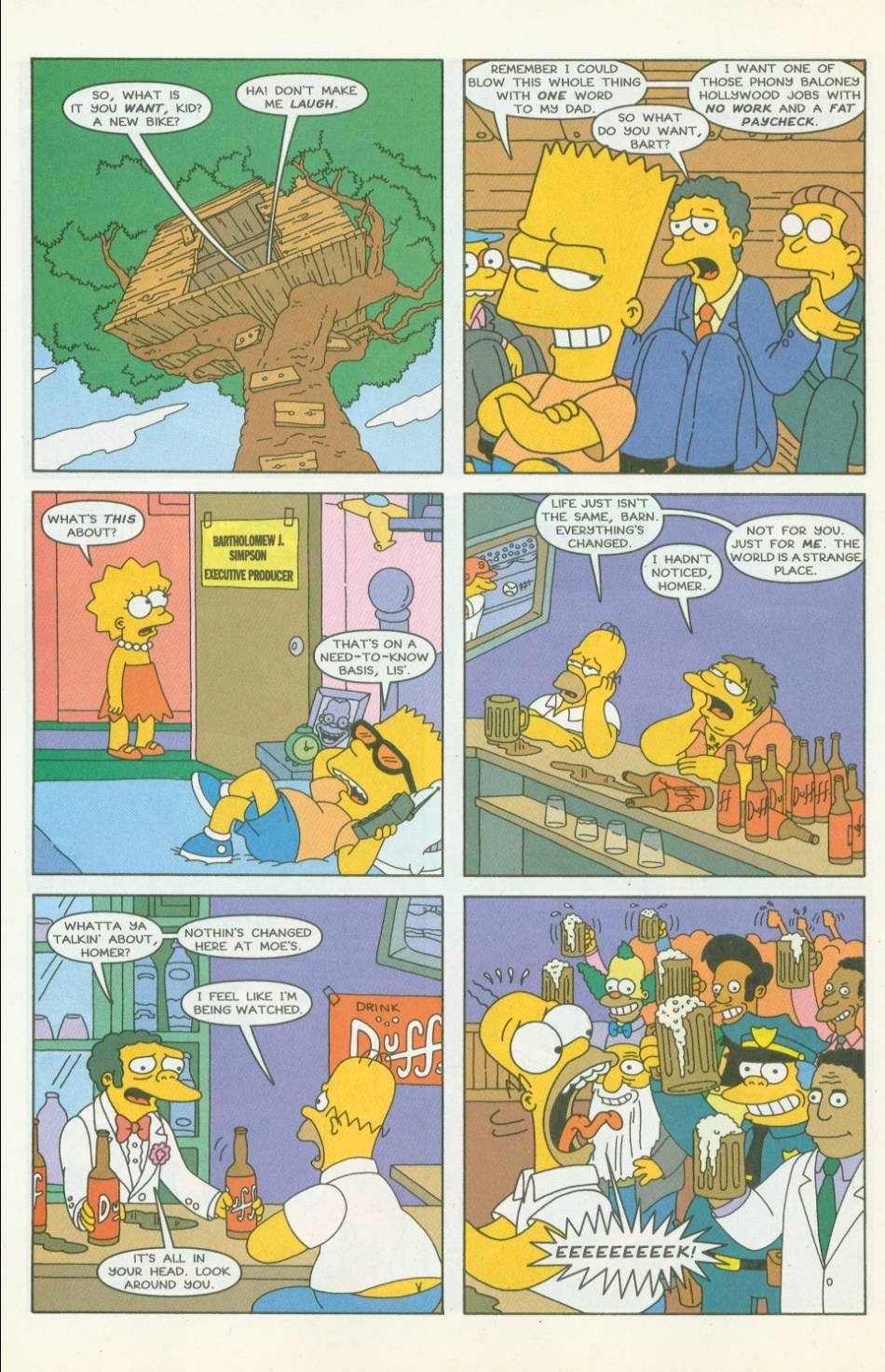 Read online Simpsons Comics comic -  Issue #42 - 17