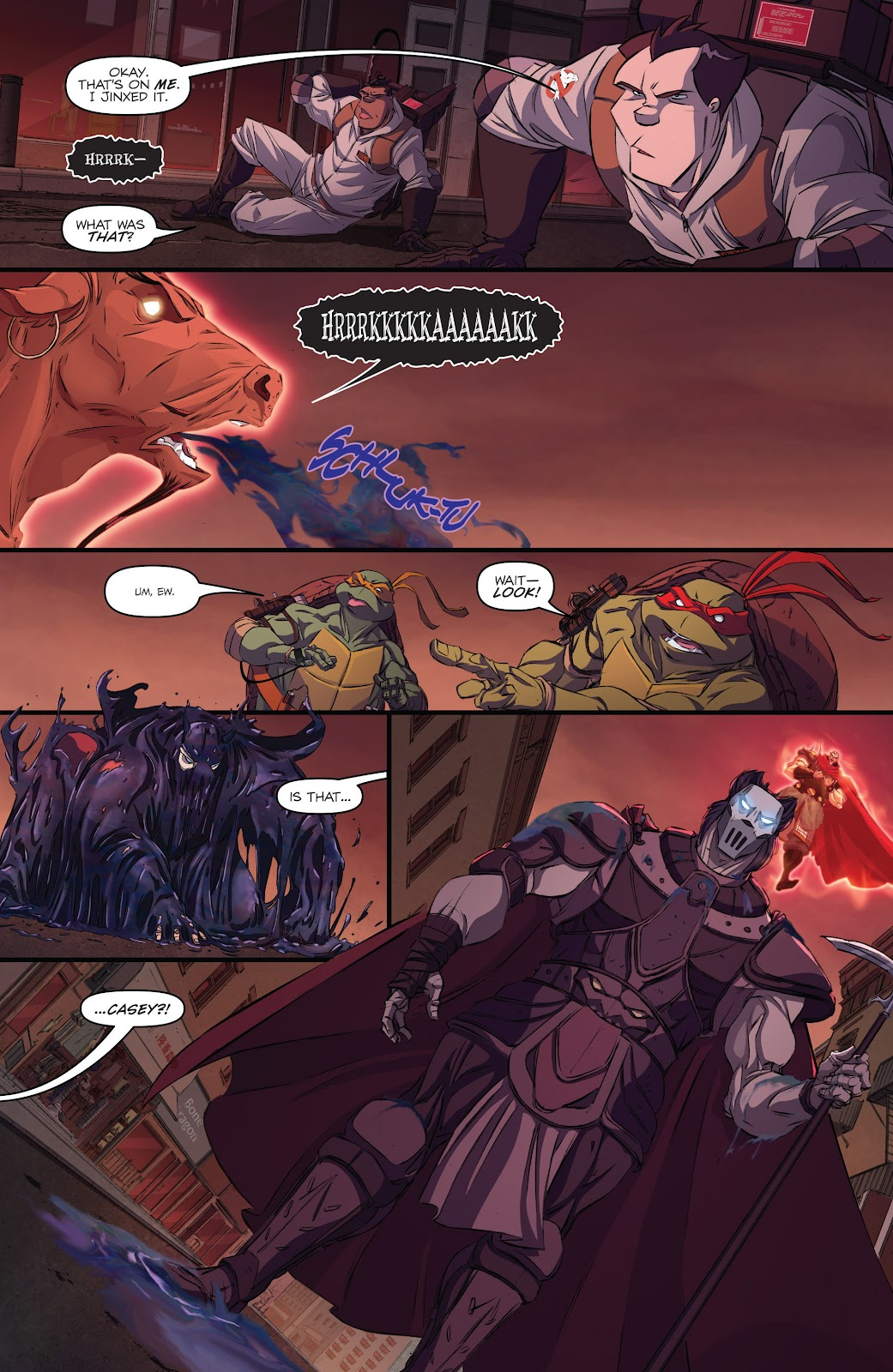 Read online Teenage Mutant Ninja Turtles: The IDW Collection comic -  Issue # TPB 5 (Part 3) - 32