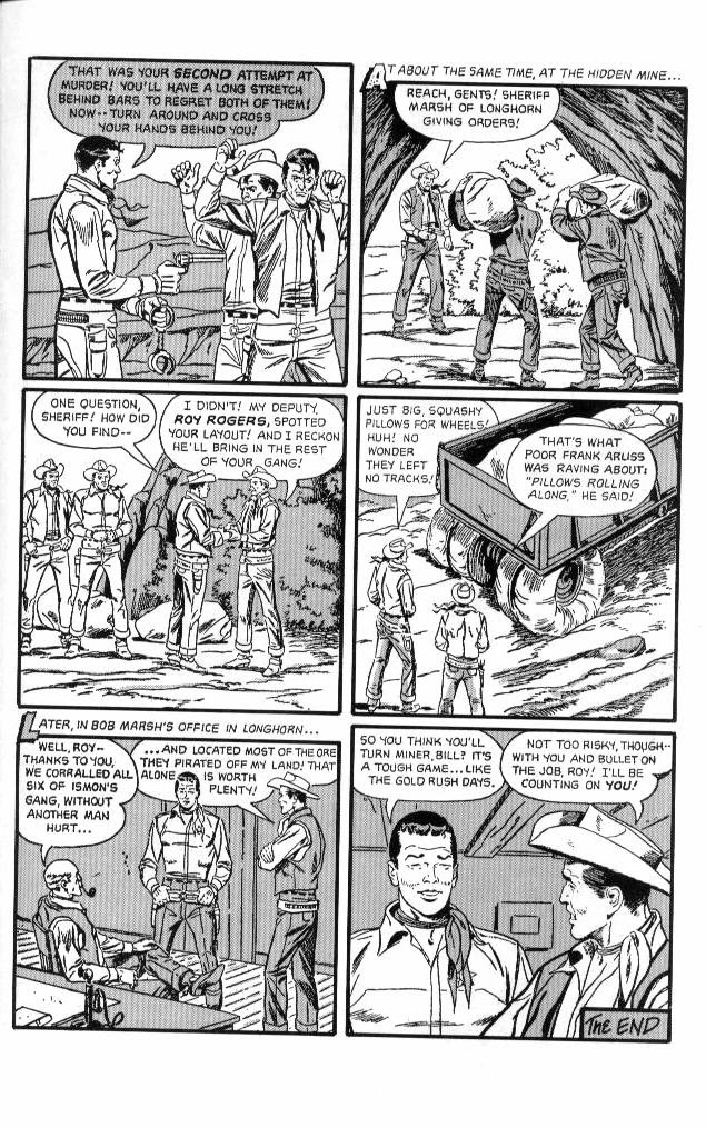 Read online Roy Rogers comic -  Issue #5 - 15