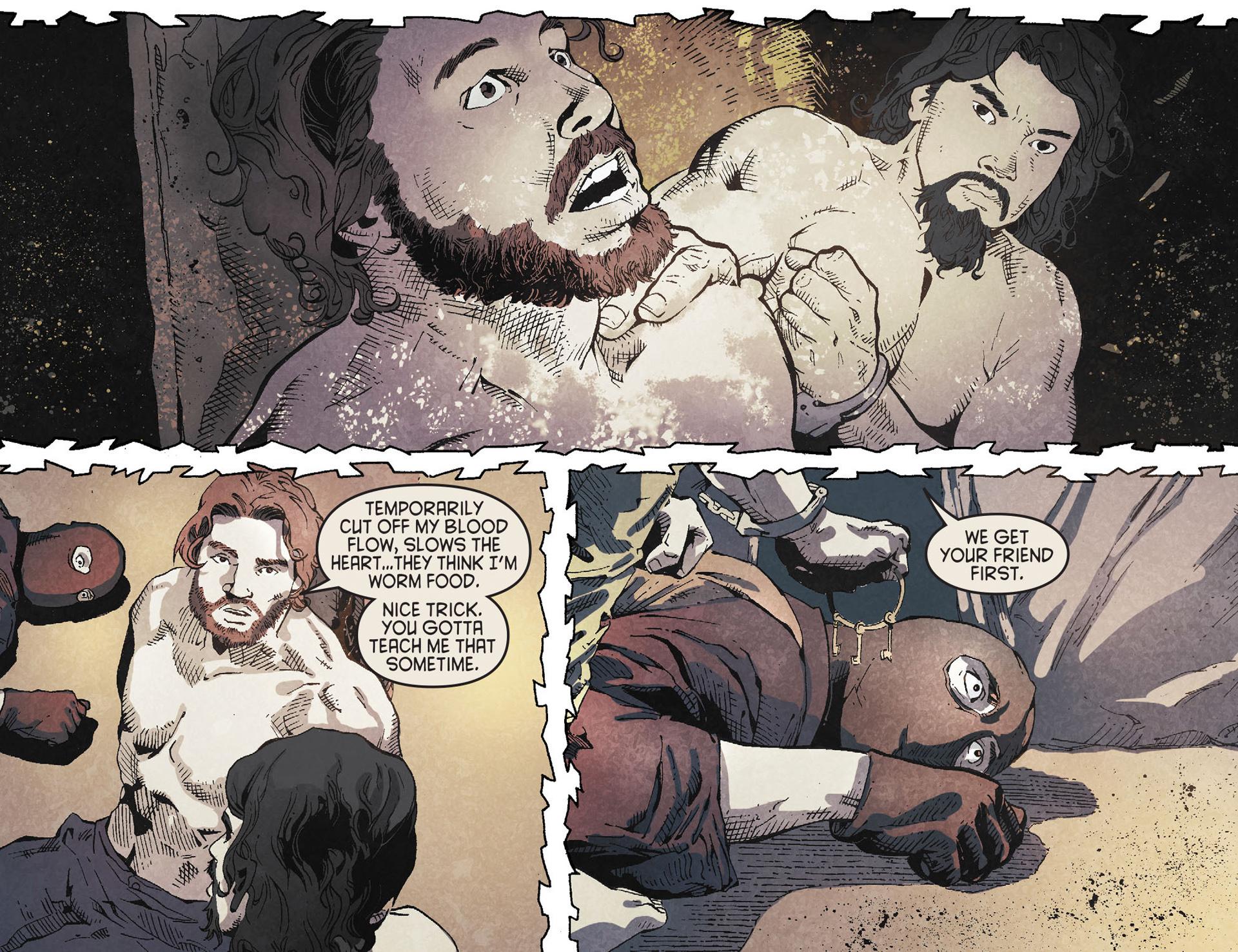 Read online Arrow [II] comic -  Issue #19 - 16