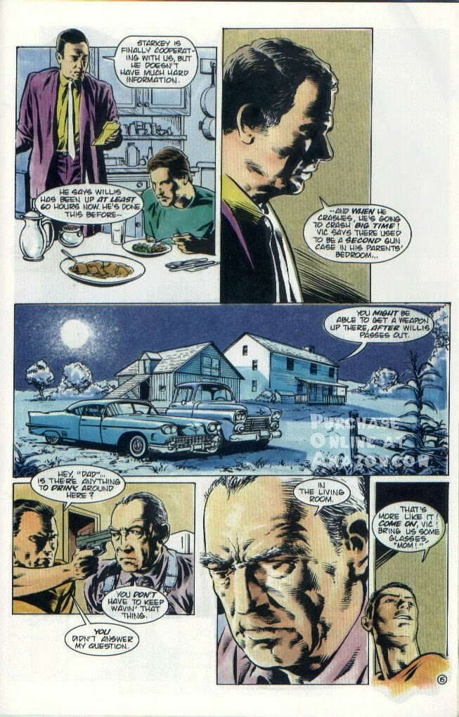 Read online Quantum Leap comic -  Issue #8 - 16