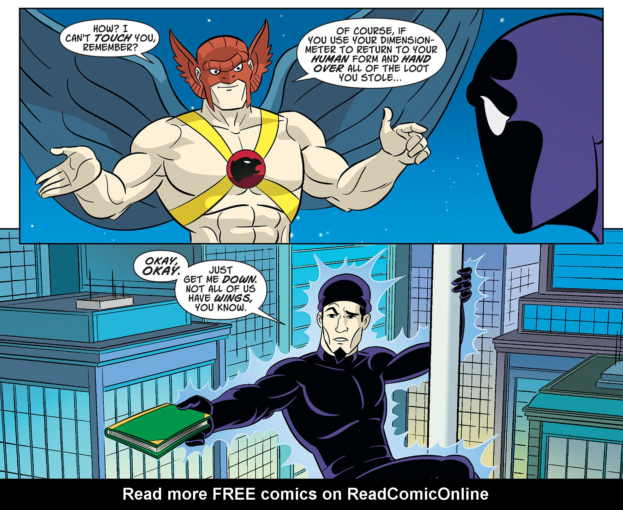 Read online Scooby-Doo! Team-Up comic -  Issue #34 - 21