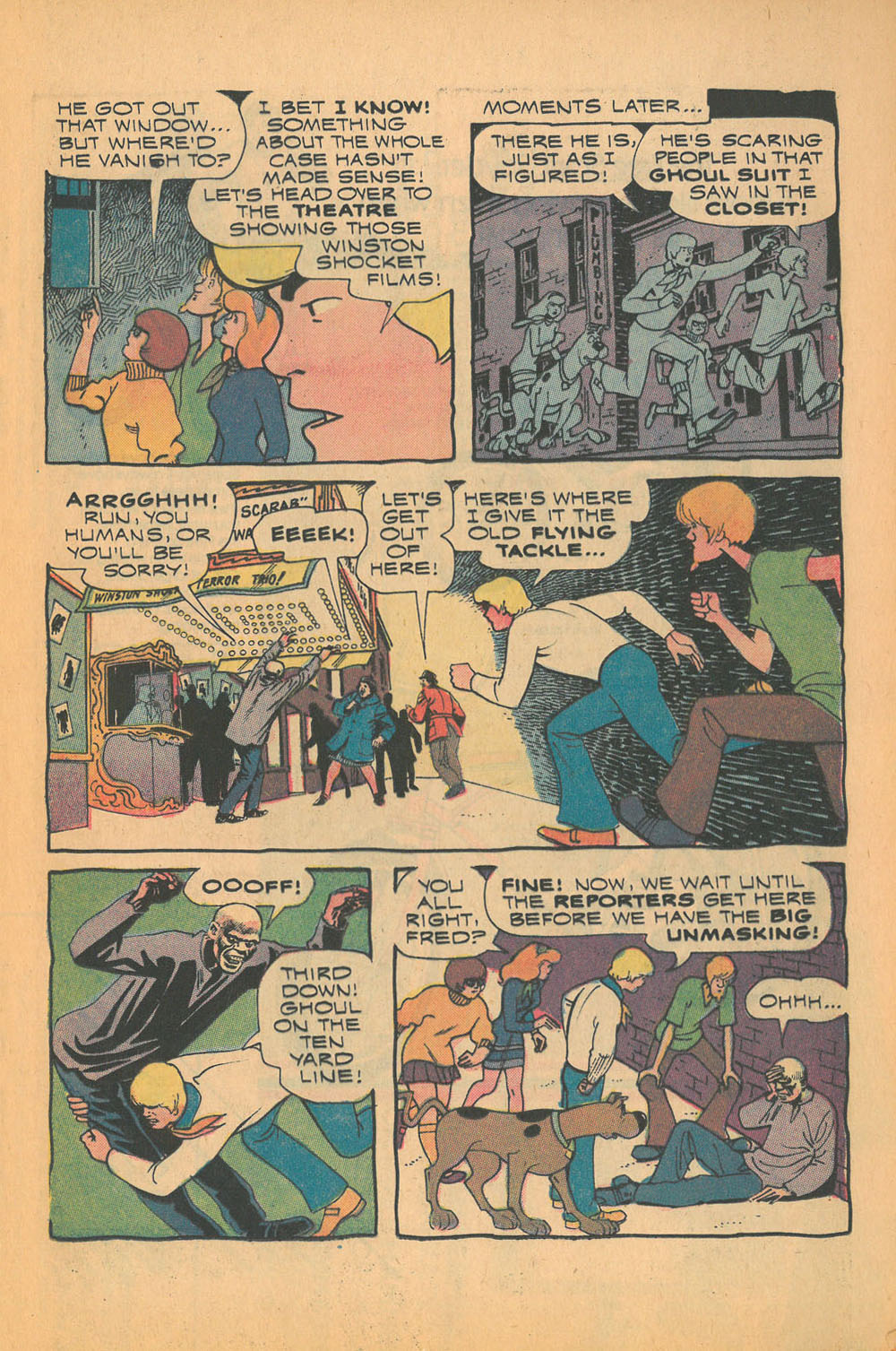 Read online Scooby-Doo... Mystery Comics comic -  Issue #21 - 13