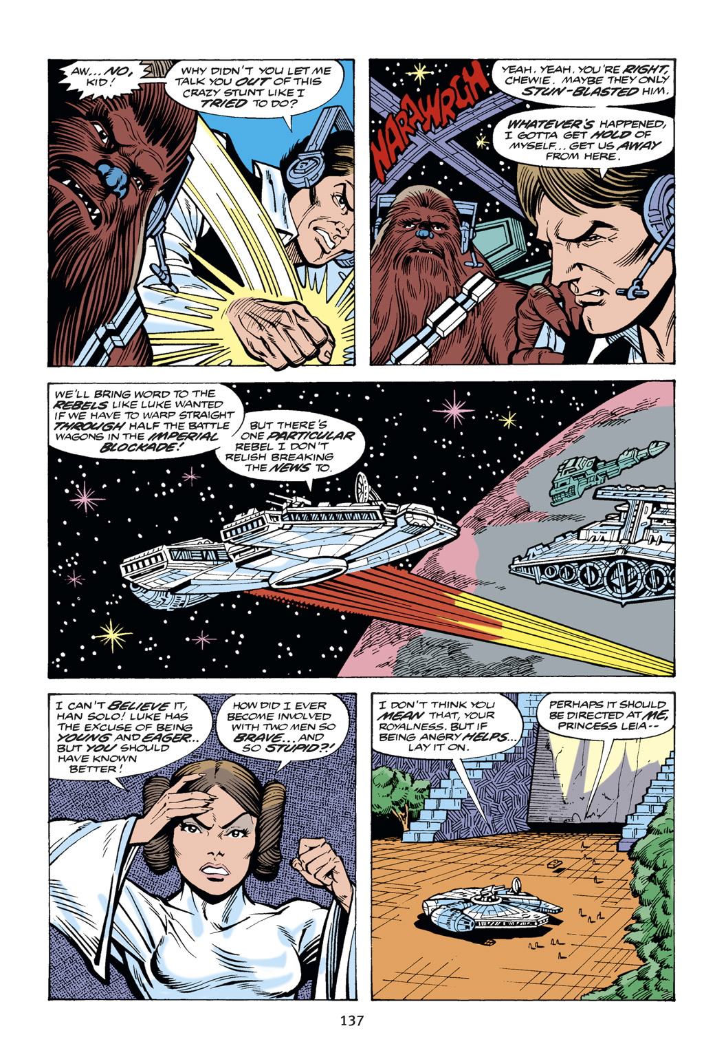 Read online Star Wars Omnibus comic -  Issue # Vol. 14 - 137