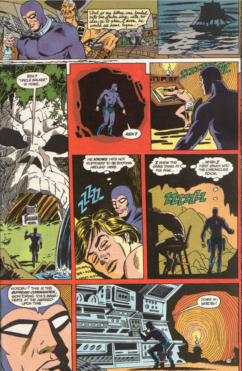 Read online The Phantom (1988) comic -  Issue #2 - 17