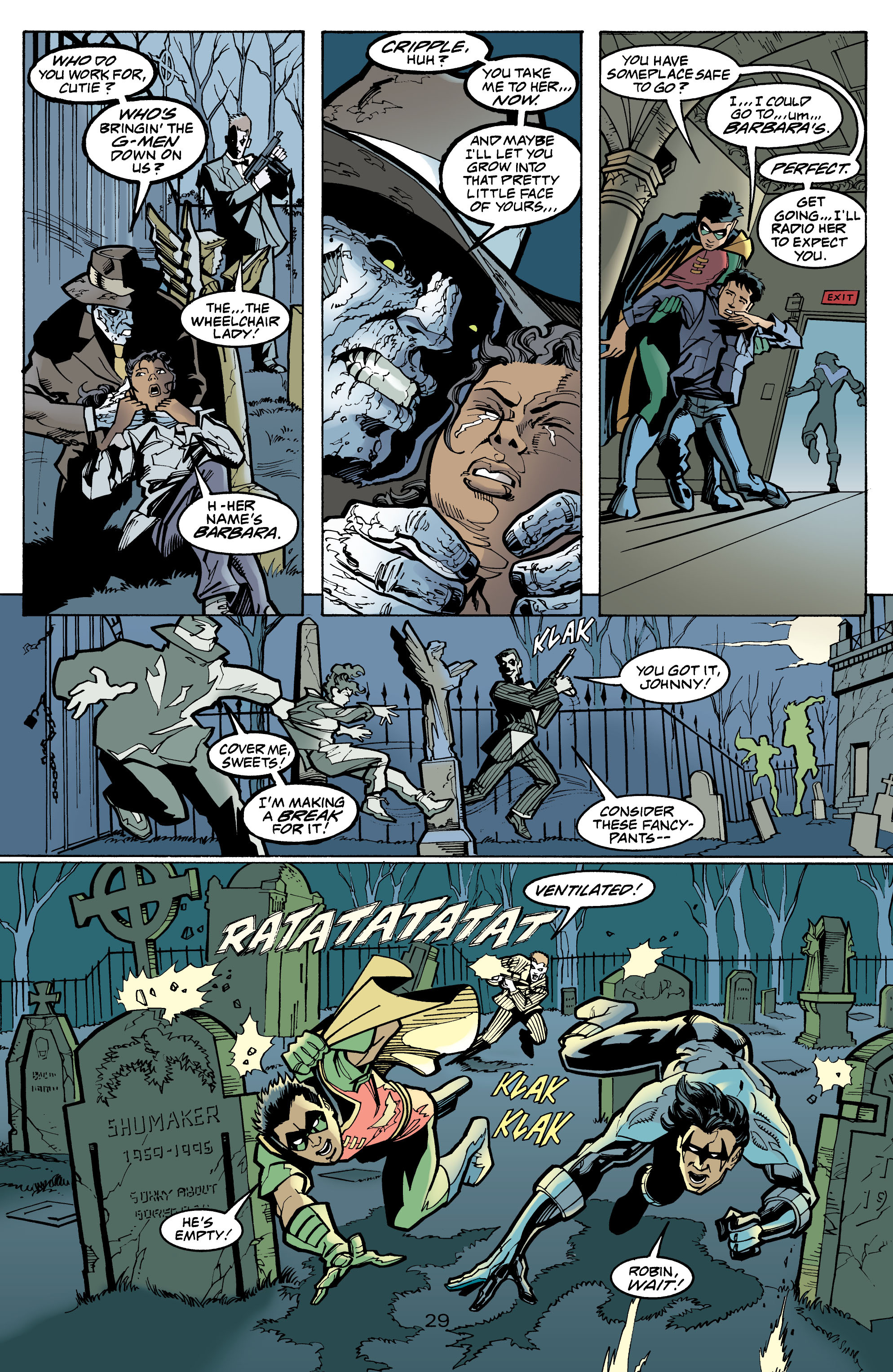 Read online Batman: Day of Judgment comic -  Issue # Full - 30