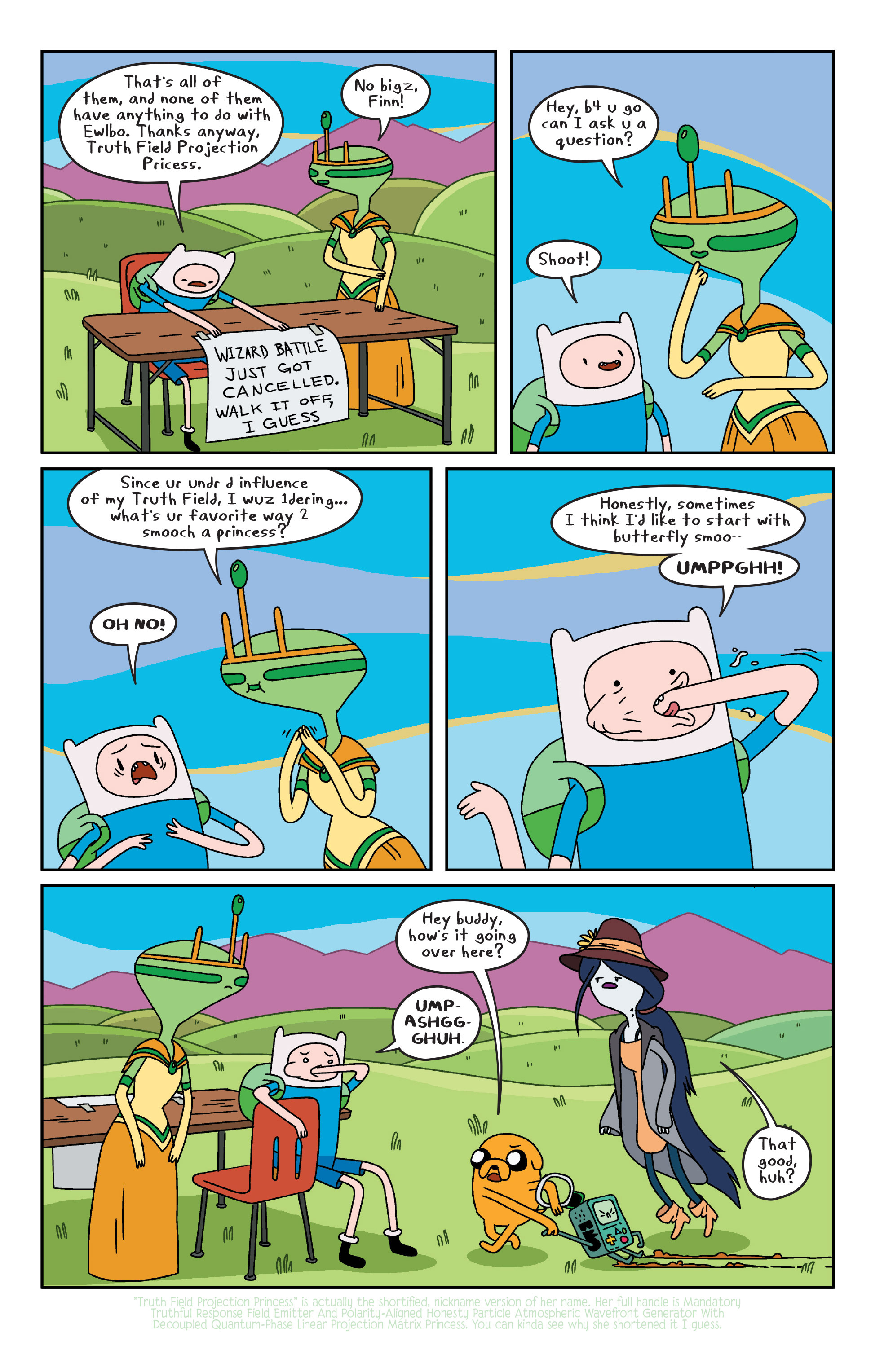 Read online Adventure Time comic -  Issue #Adventure Time _TPB 3 - 45