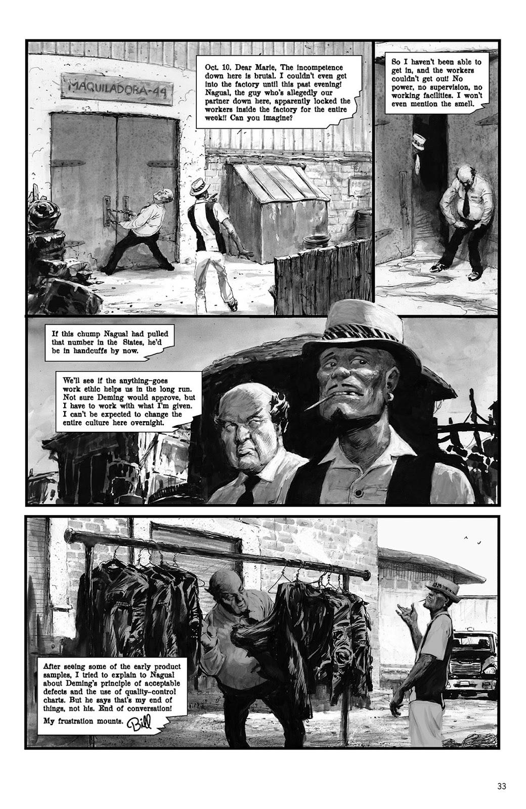 Creepy (2009) Issue #3 #3 - English 35