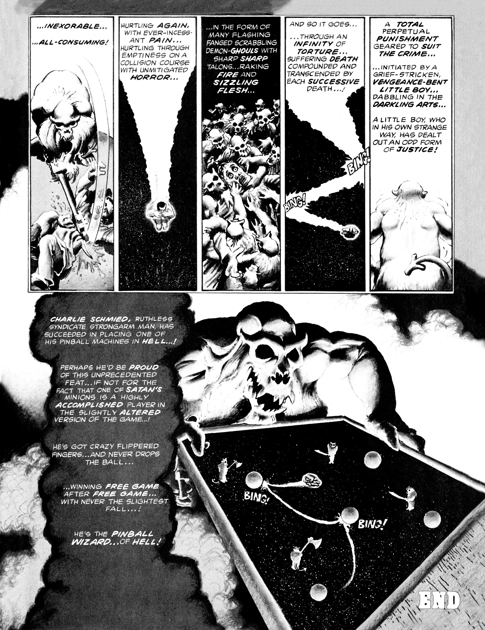 Read online Eerie Archives comic -  Issue # TPB 18 - 46