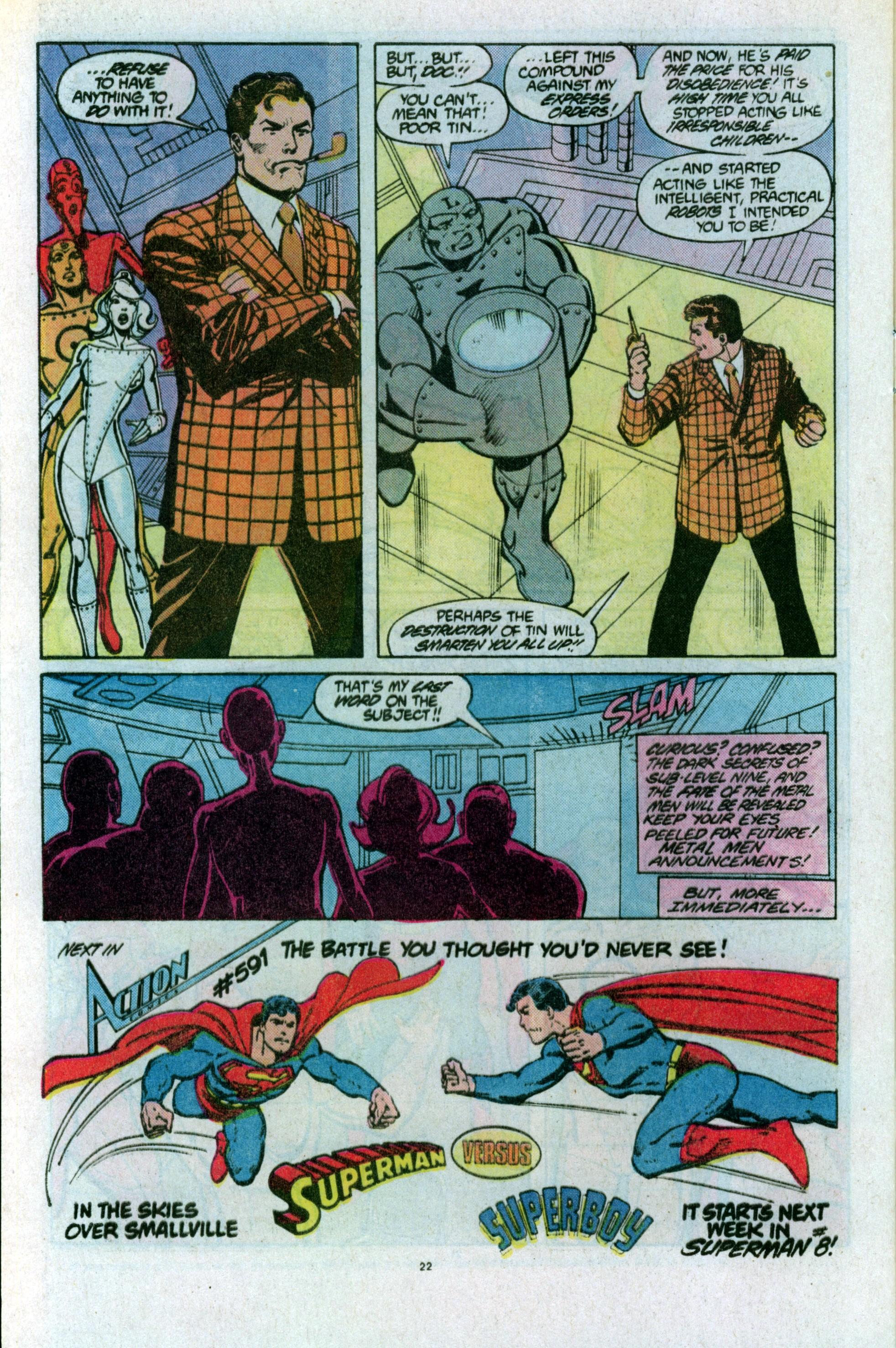 Action Comics (1938) 590 Page 22