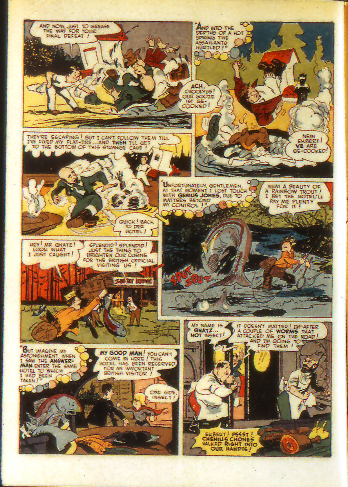 Read online Adventure Comics (1938) comic -  Issue #90 - 16
