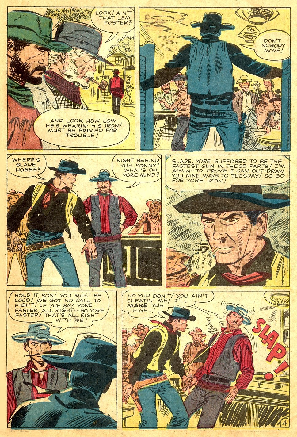 Gunsmoke Western issue 63 - Page 31