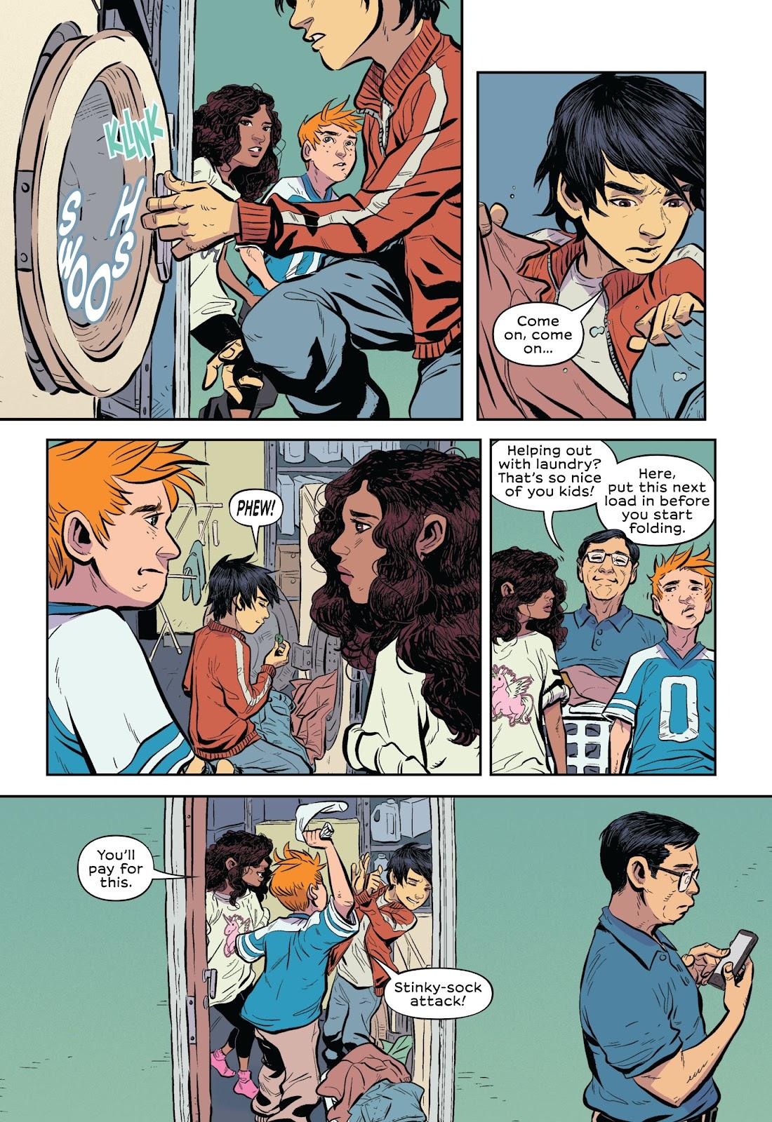 Read online Green Lantern: Legacy comic -  Issue # TPB - 84