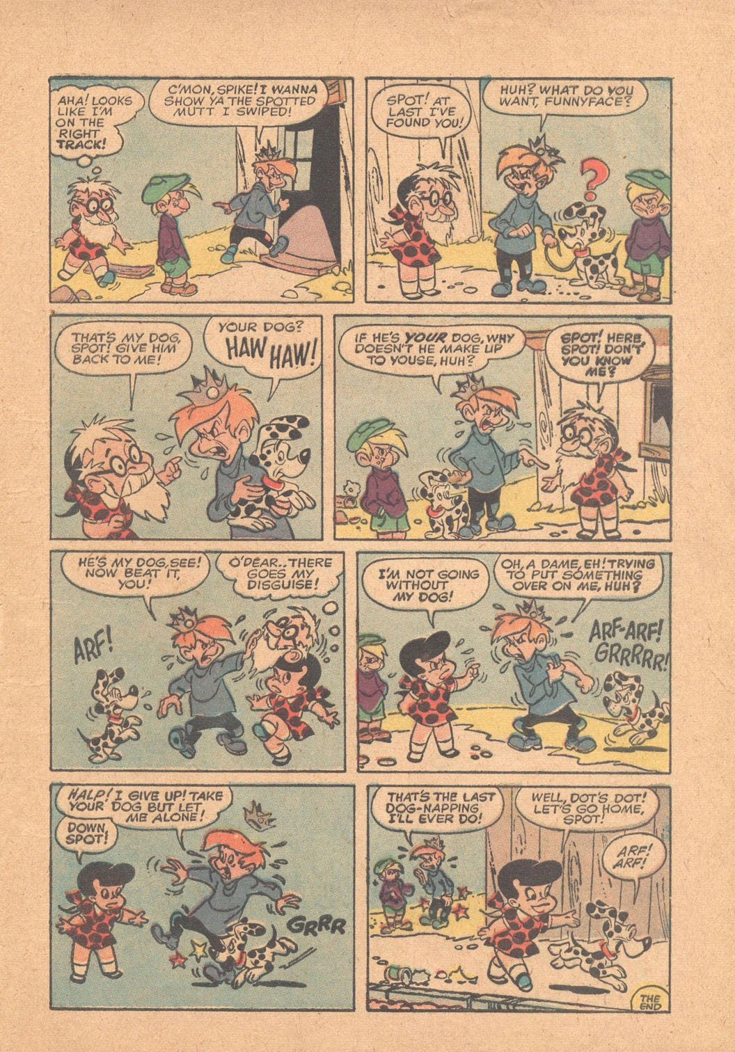 Little Dot (1953) issue 30 - Page 9