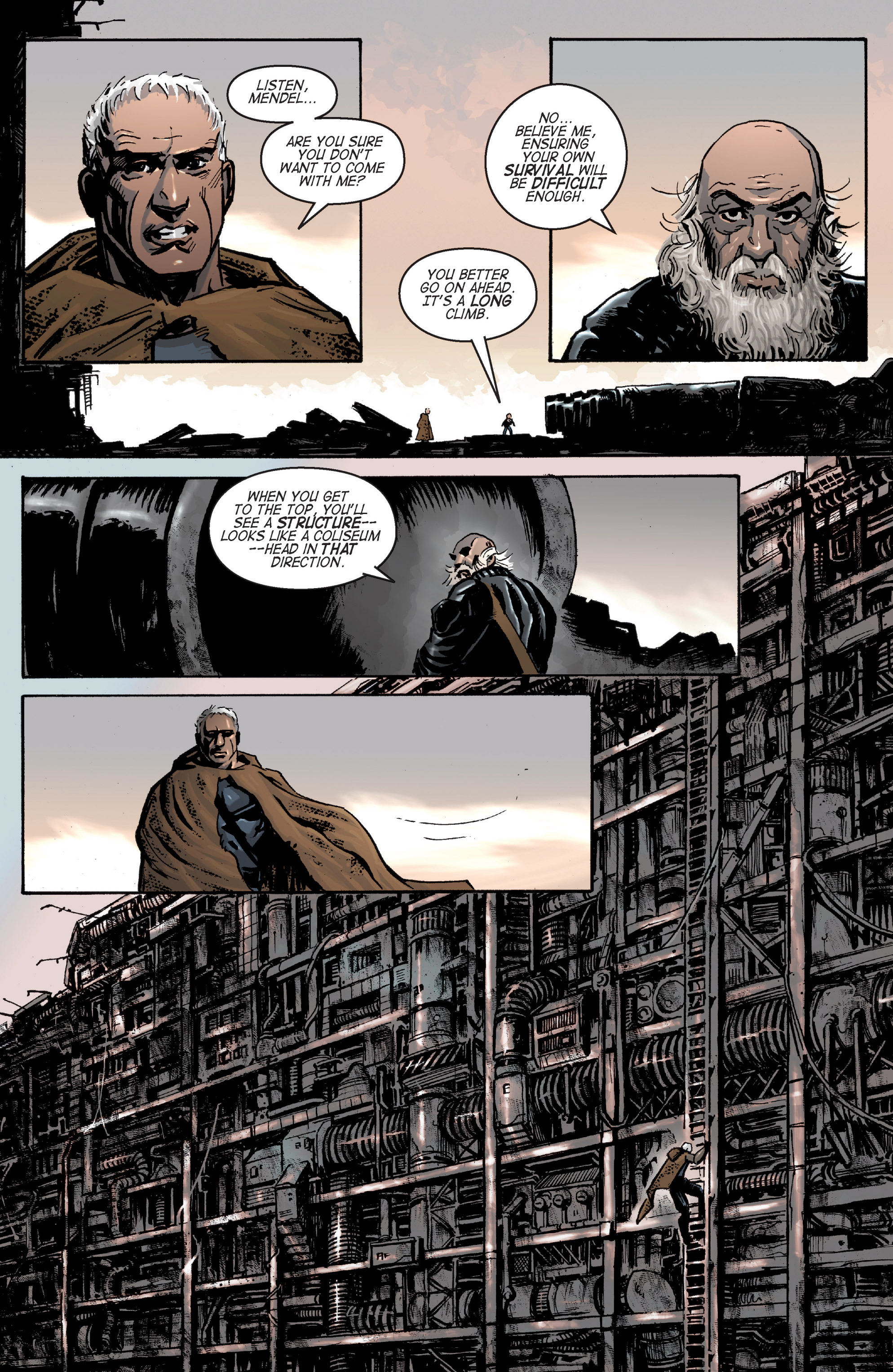 Read online Planetoid comic -  Issue # TPB - 47