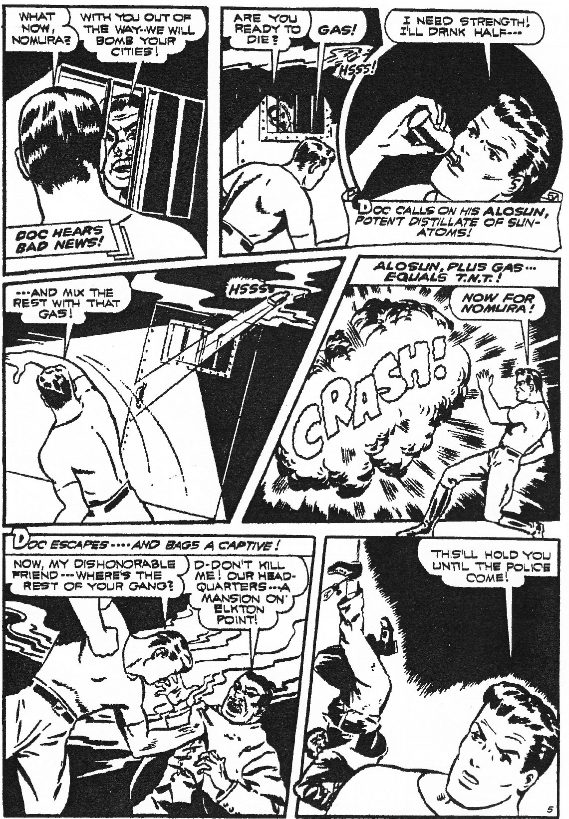 Read online Men of Mystery Comics comic -  Issue #84 - 62