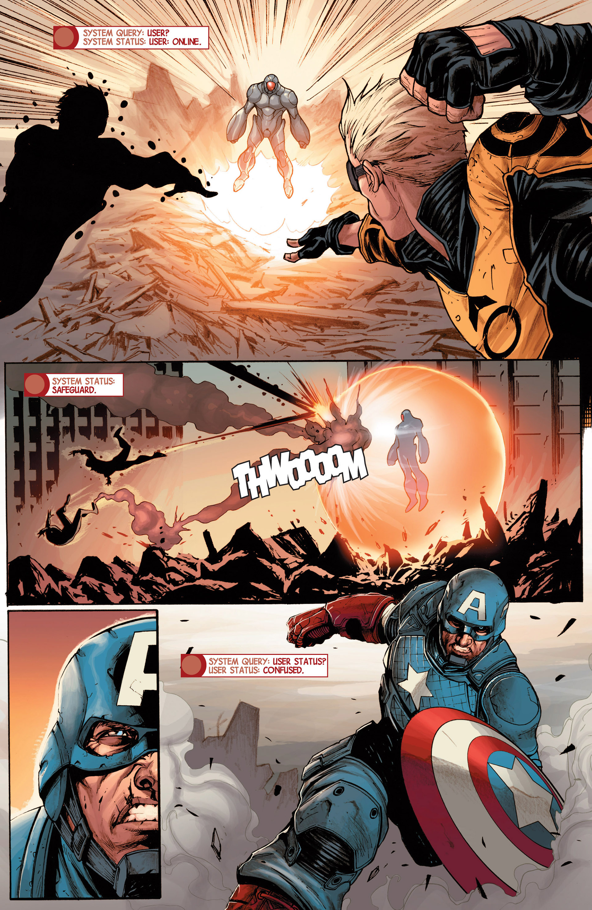 Read online Avengers (2013) comic -  Issue #16 - 18