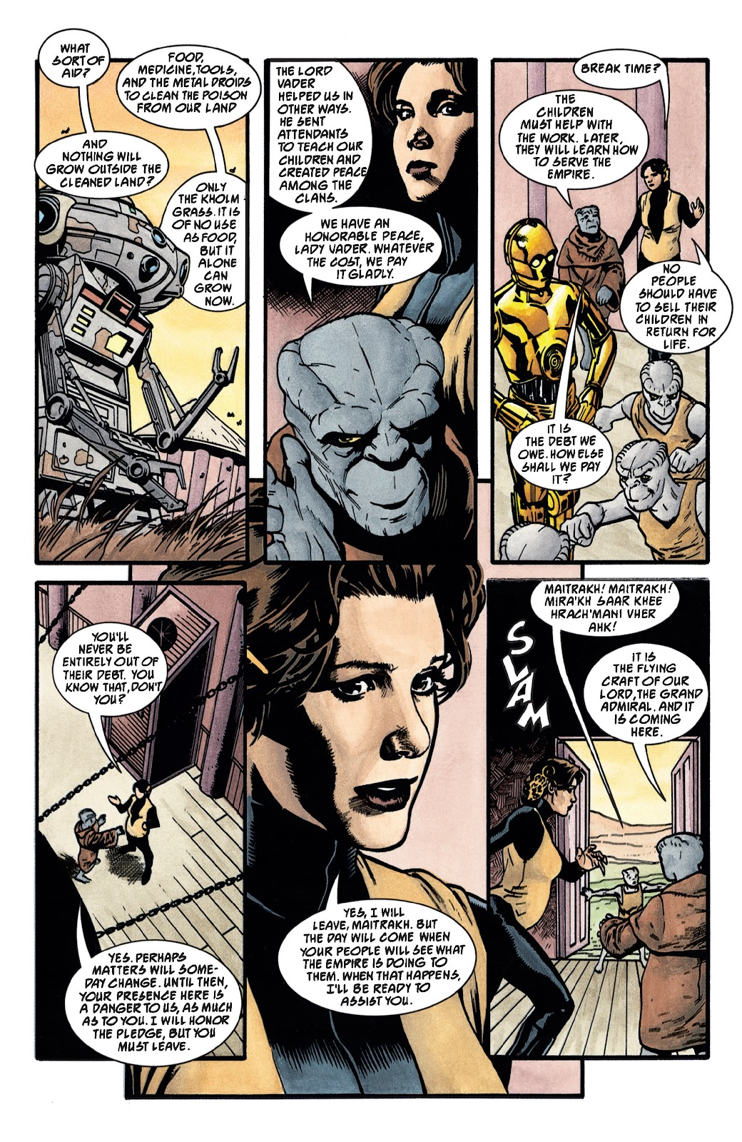 Read online Star Wars Legends: The New Republic - Epic Collection comic -  Issue # TPB 4 (Part 3) - 8