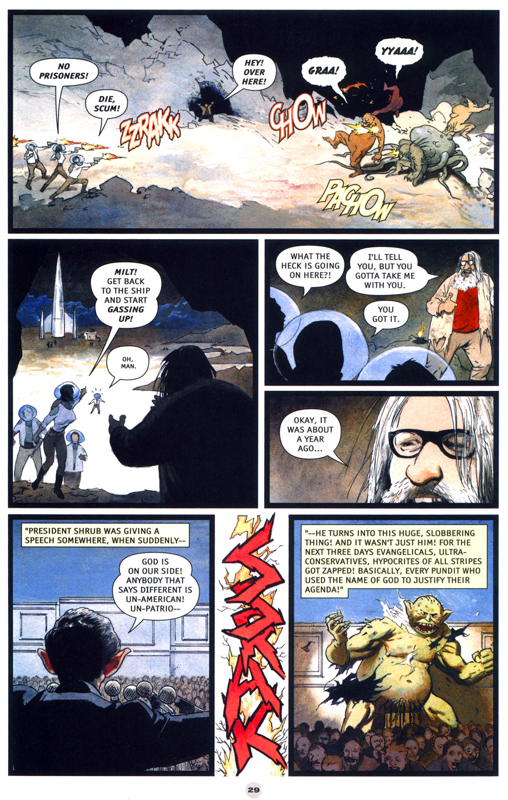 Read online Solo (2004) comic -  Issue #9 - 30