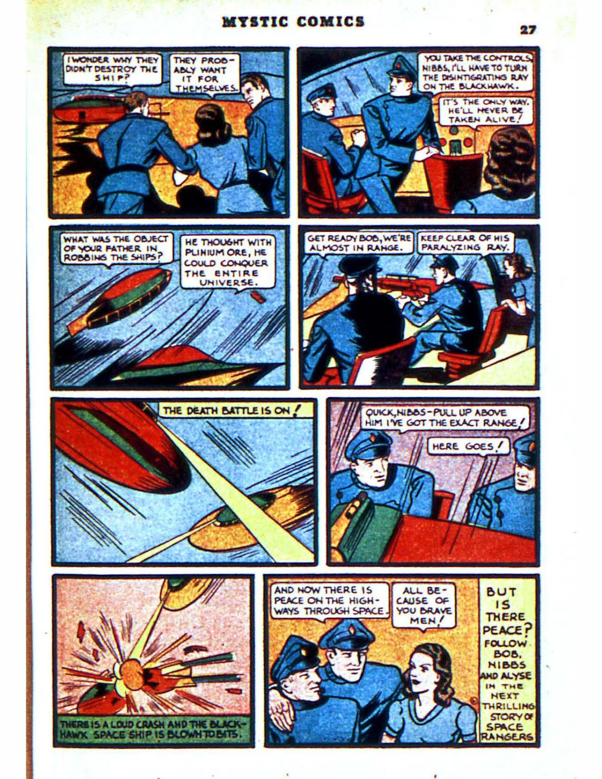 Mystic Comics (1940) issue 2 - Page 29