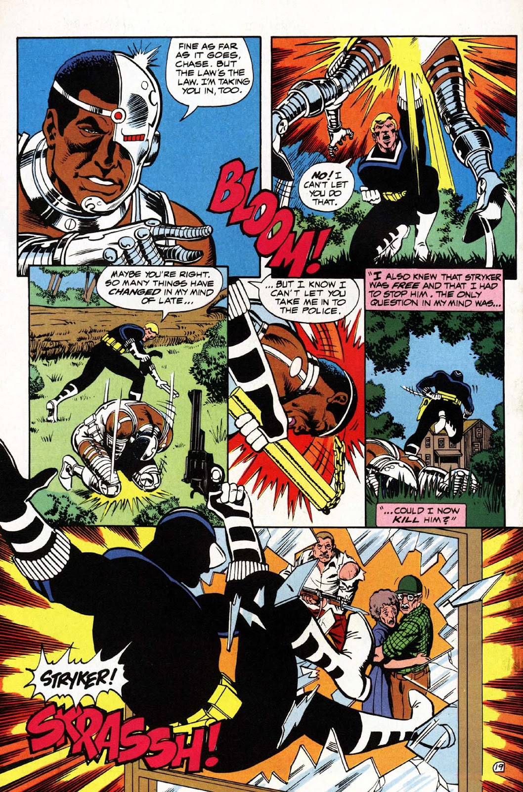 Vigilante (1983) issue 3 - Page 20