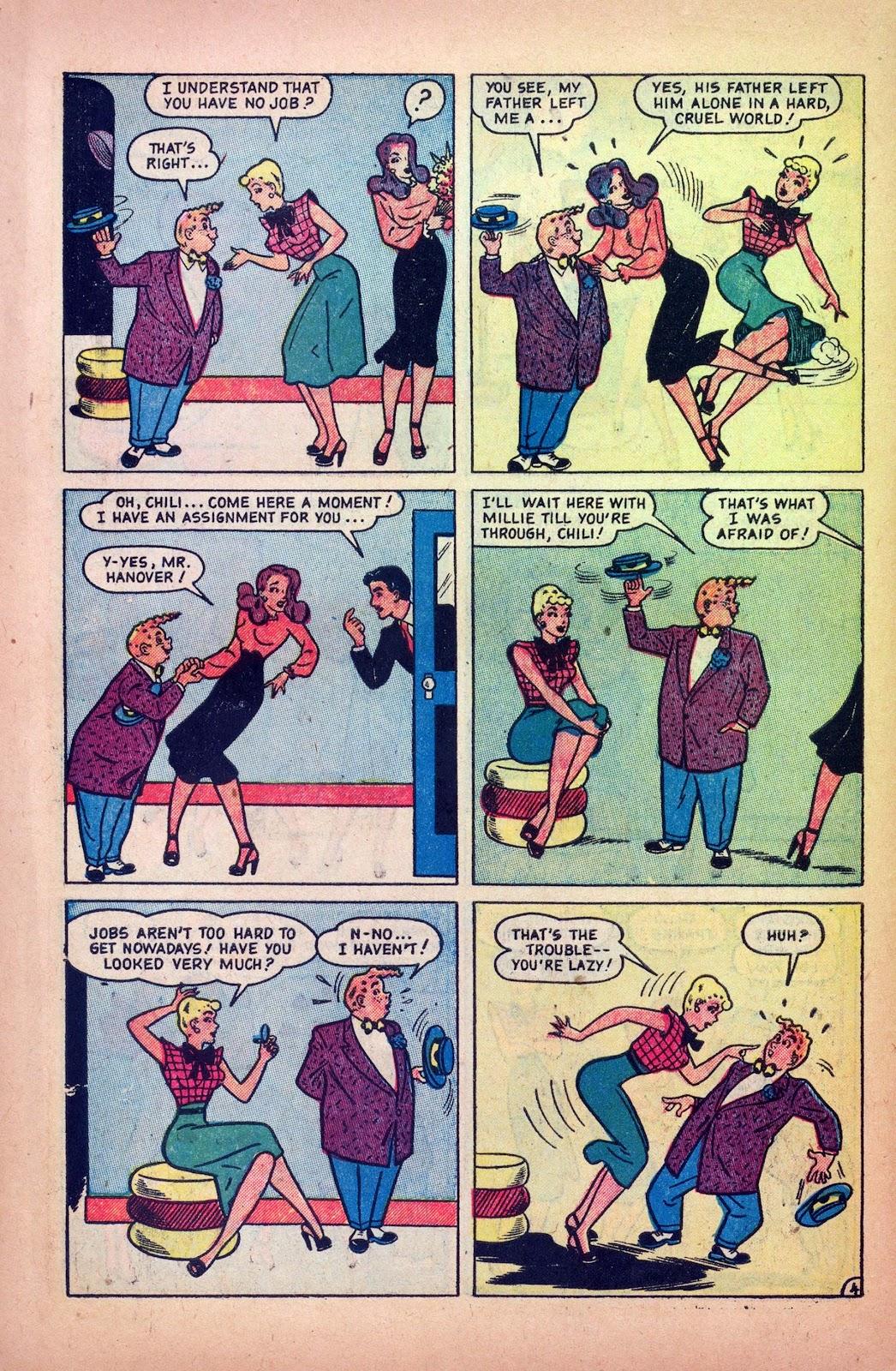 Read online Joker Comics comic -  Issue #38 - 6