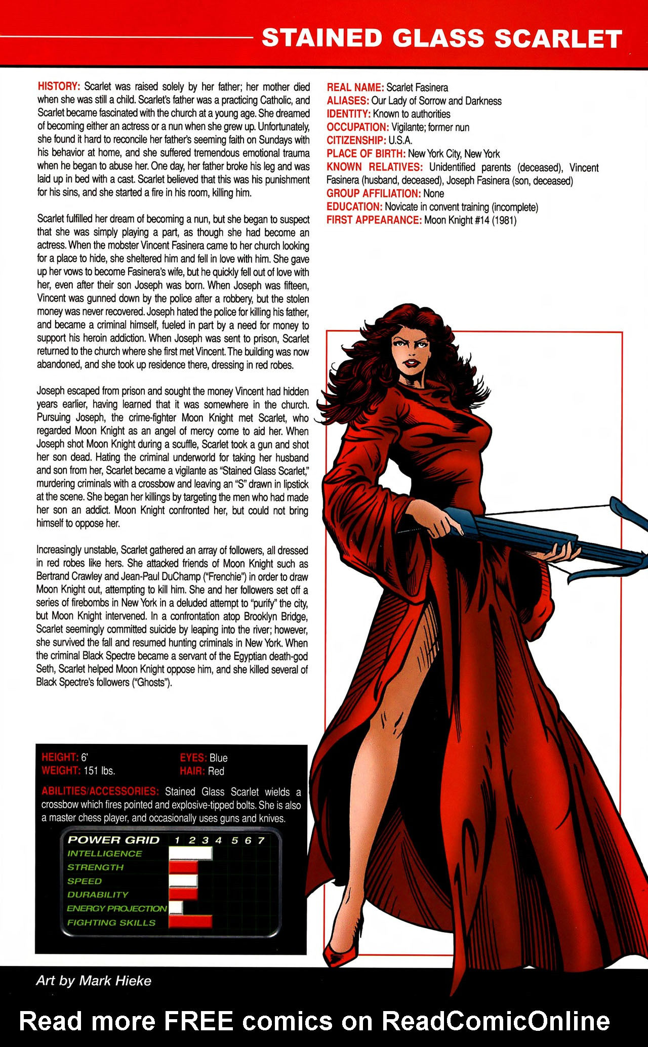 Read online All-New Official Handbook of the Marvel Universe A to Z comic -  Issue #10 - 51
