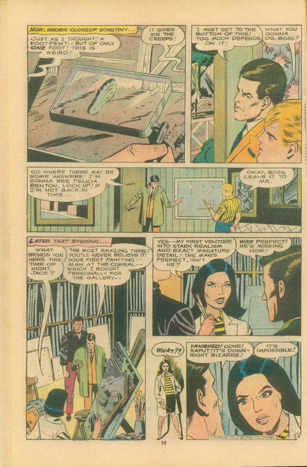 The Witching Hour (1969) issue 38 - Page 60