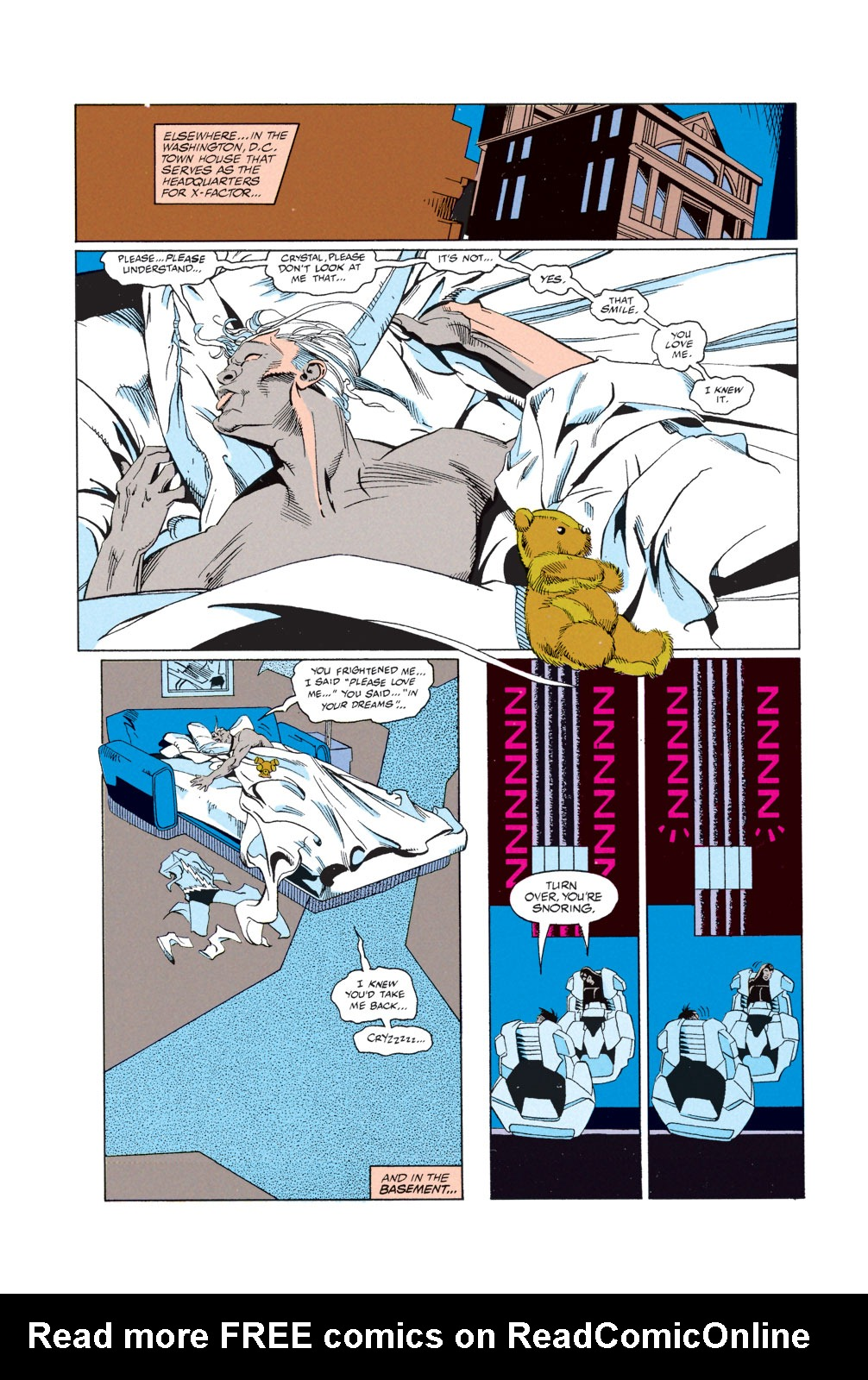 Read online X-Factor (1986) comic -  Issue #74 - 5