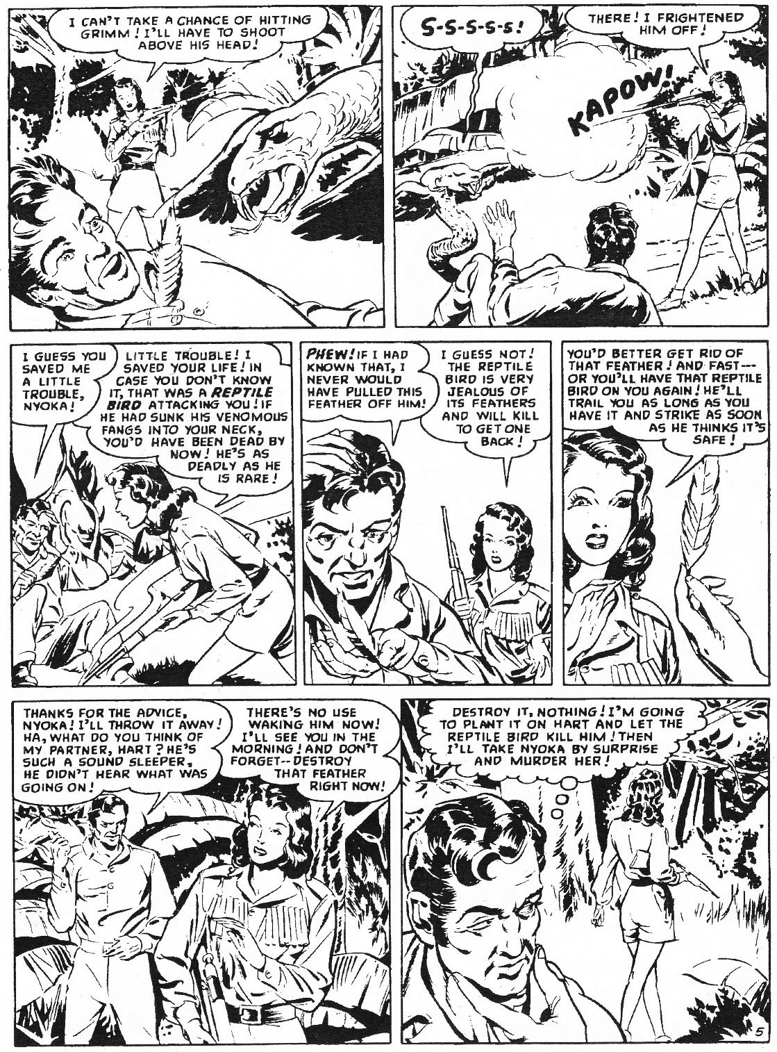 Read online Men of Mystery Comics comic -  Issue #82 - 118