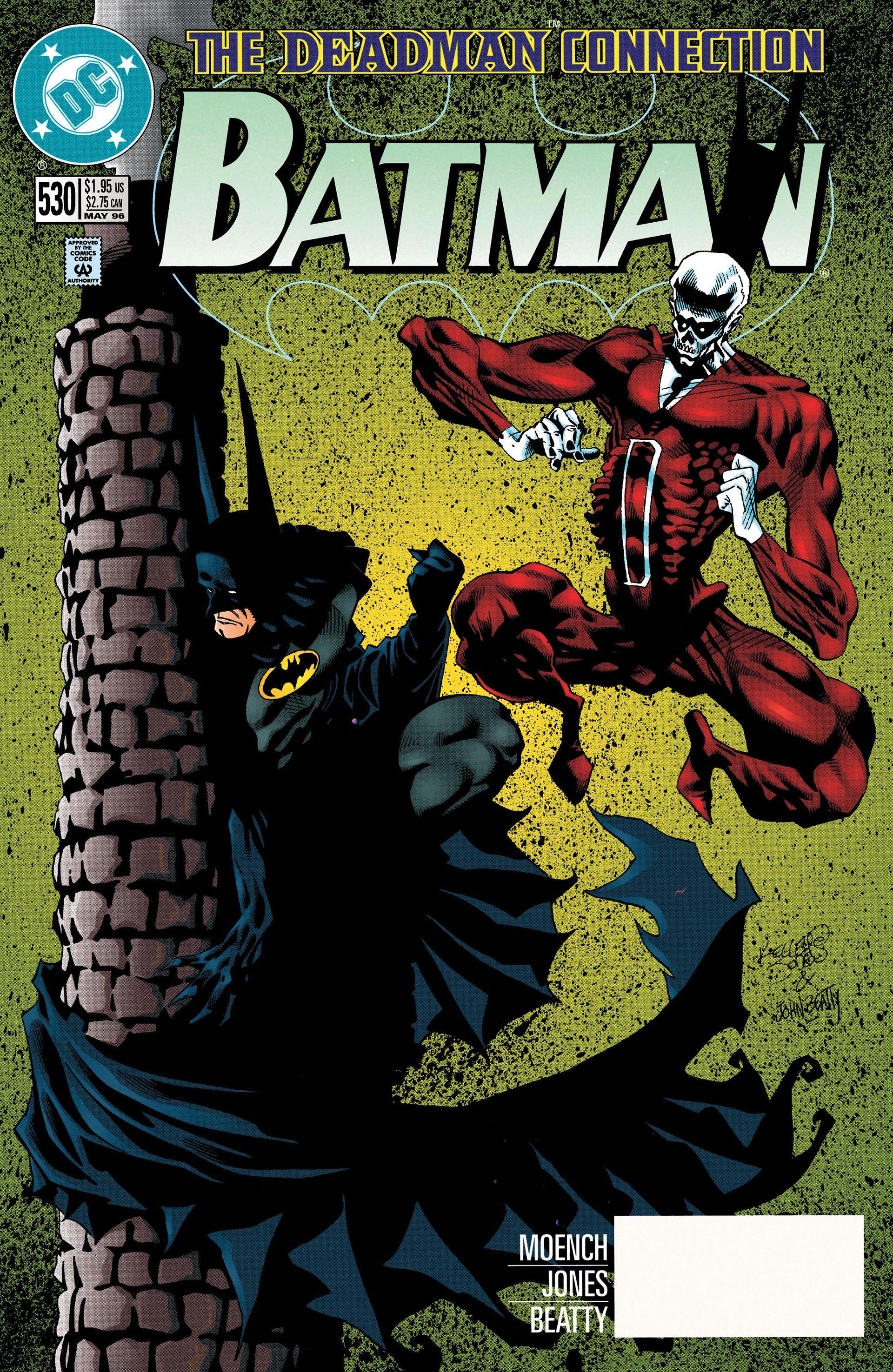 Batman (1940) 530 Page 1