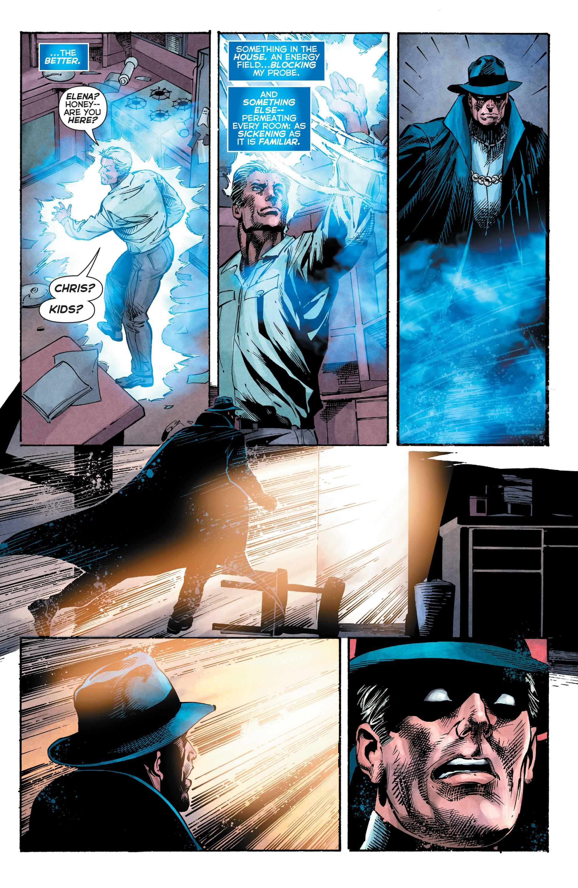 Read online Trinity of Sin: The Phantom Stranger comic -  Issue #4 - 18