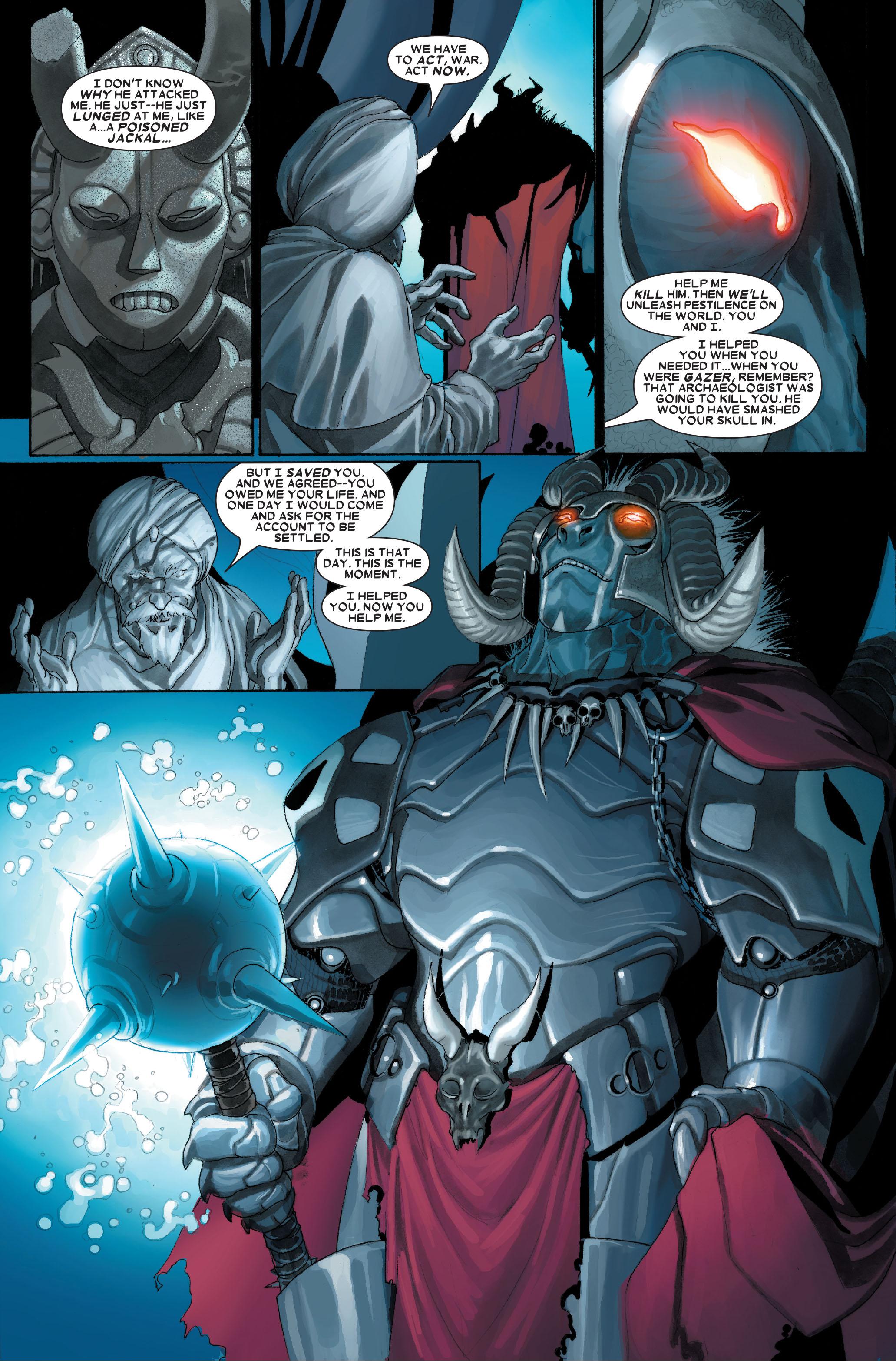 X-Men (1991) 184 Page 10