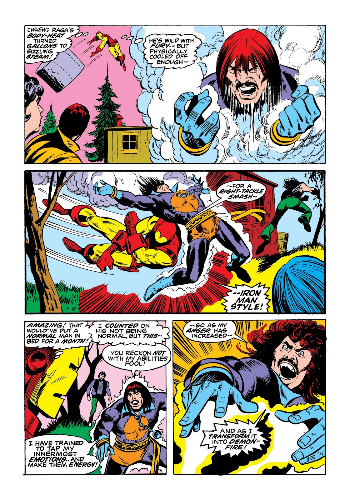 Read online Marvel Masterworks: The Invincible Iron Man comic -  Issue # TPB 8 (Part 3) - 92