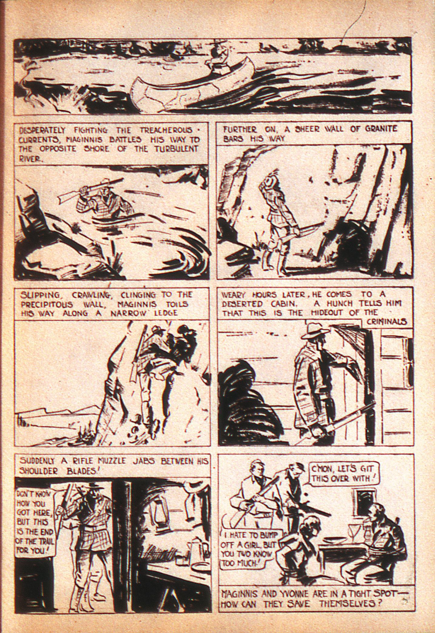 Read online Adventure Comics (1938) comic -  Issue #8 - 24