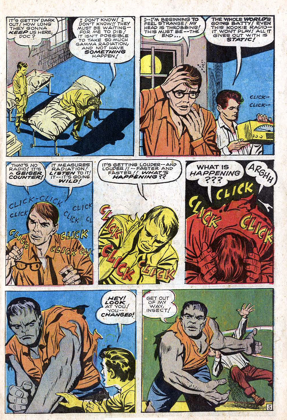 The Incredible Hulk (1962) issue 1 - Page 7