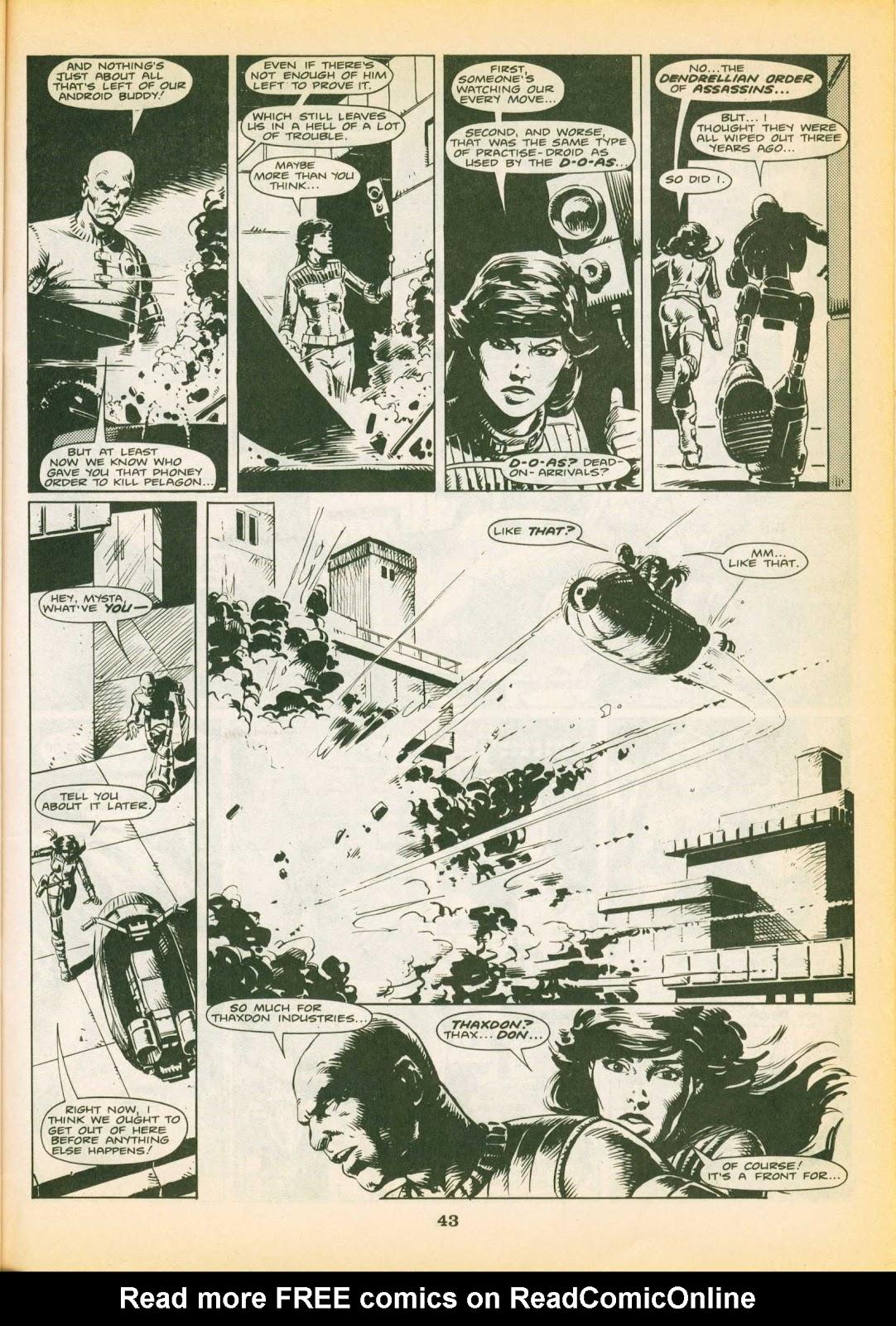 Warrior Issue #2 #3 - English 42