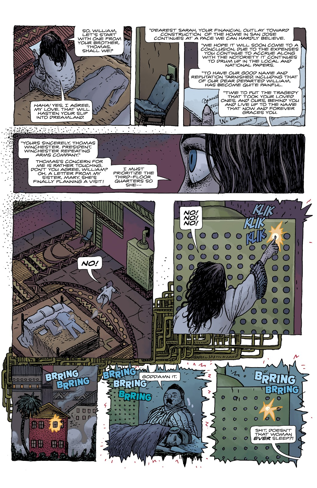 House of Penance 1 Page 19