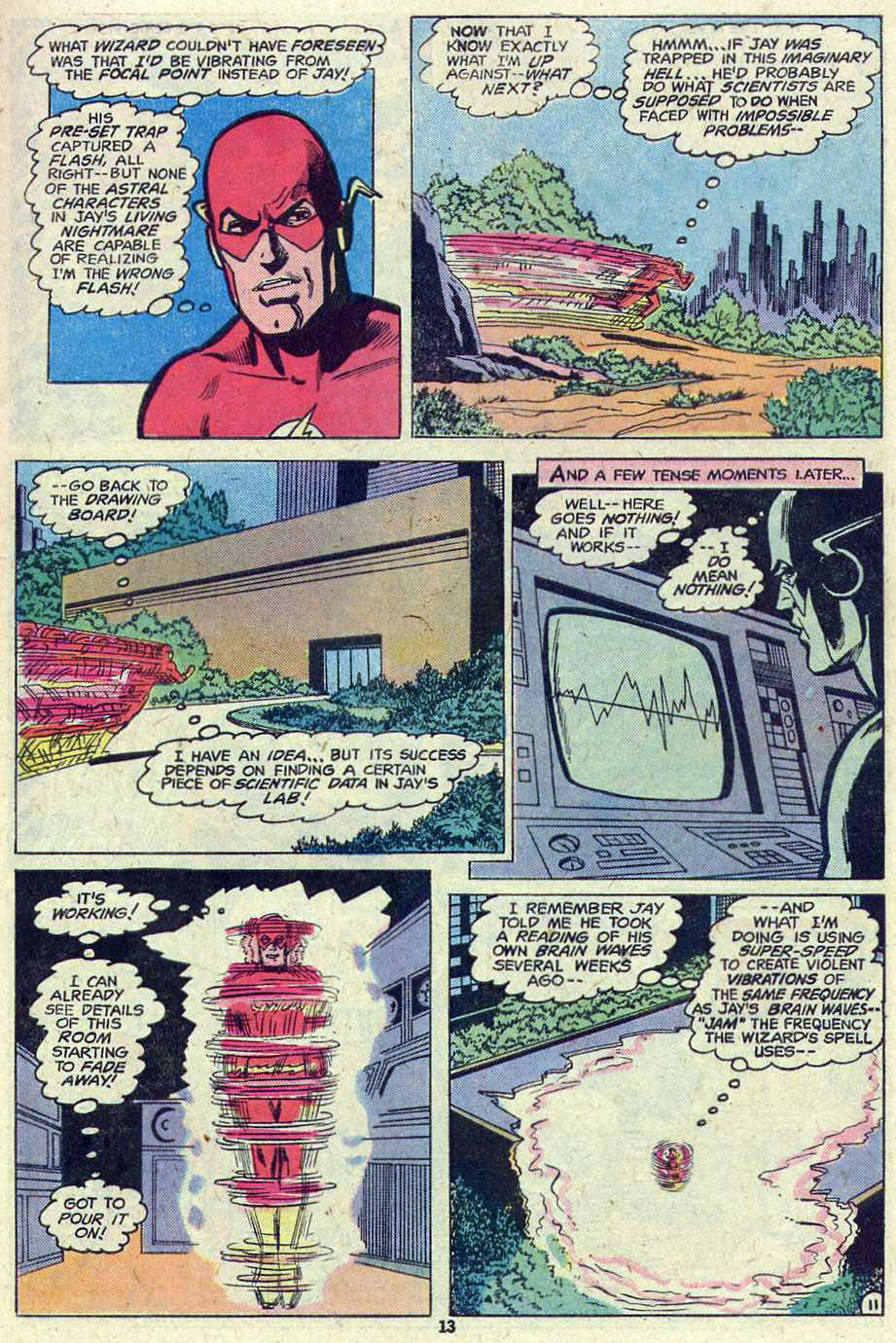 Read online Adventure Comics (1938) comic -  Issue #460 - 13